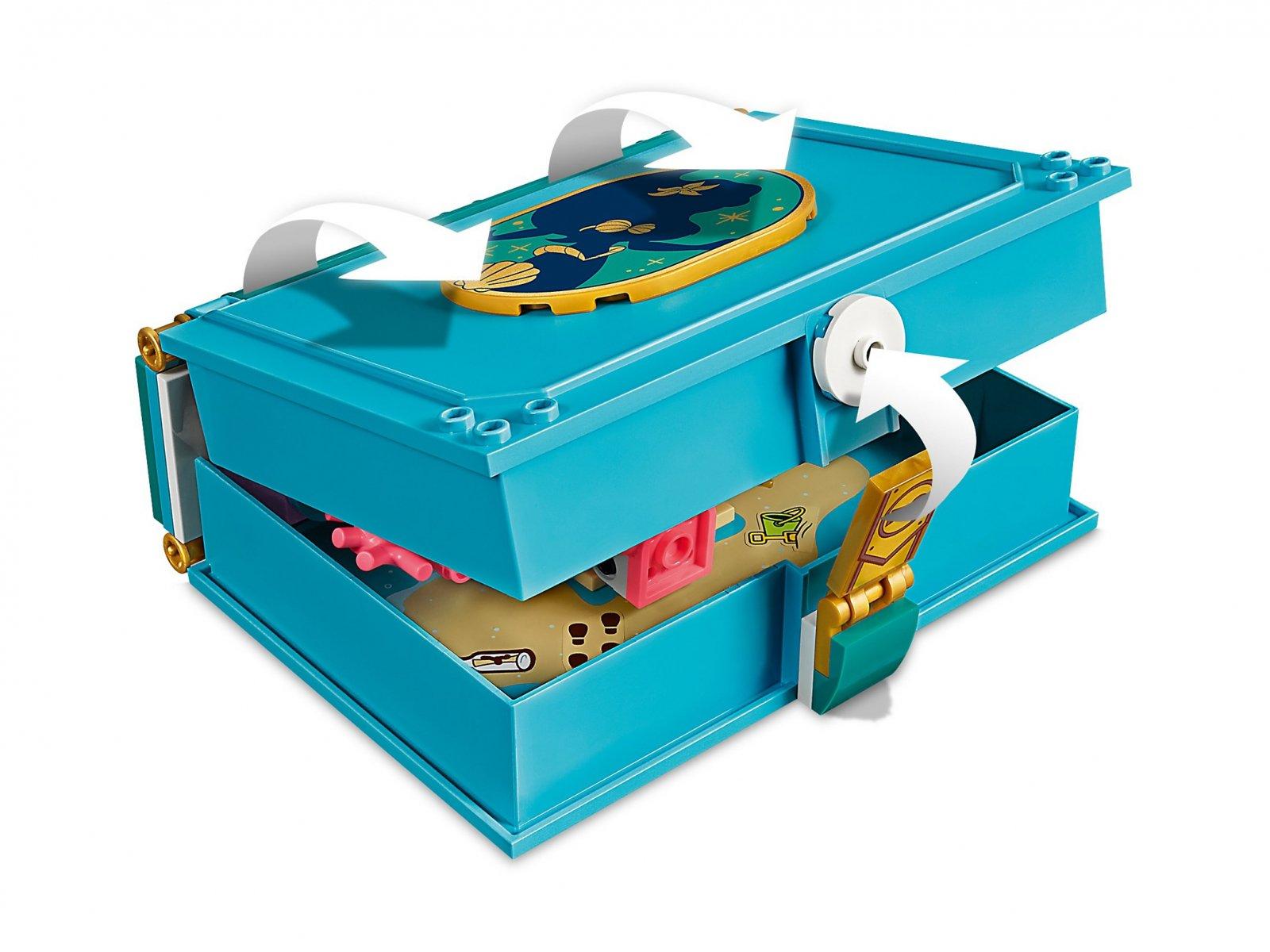 LEGO Disney™ 43176 Książka z przygodami Arielki