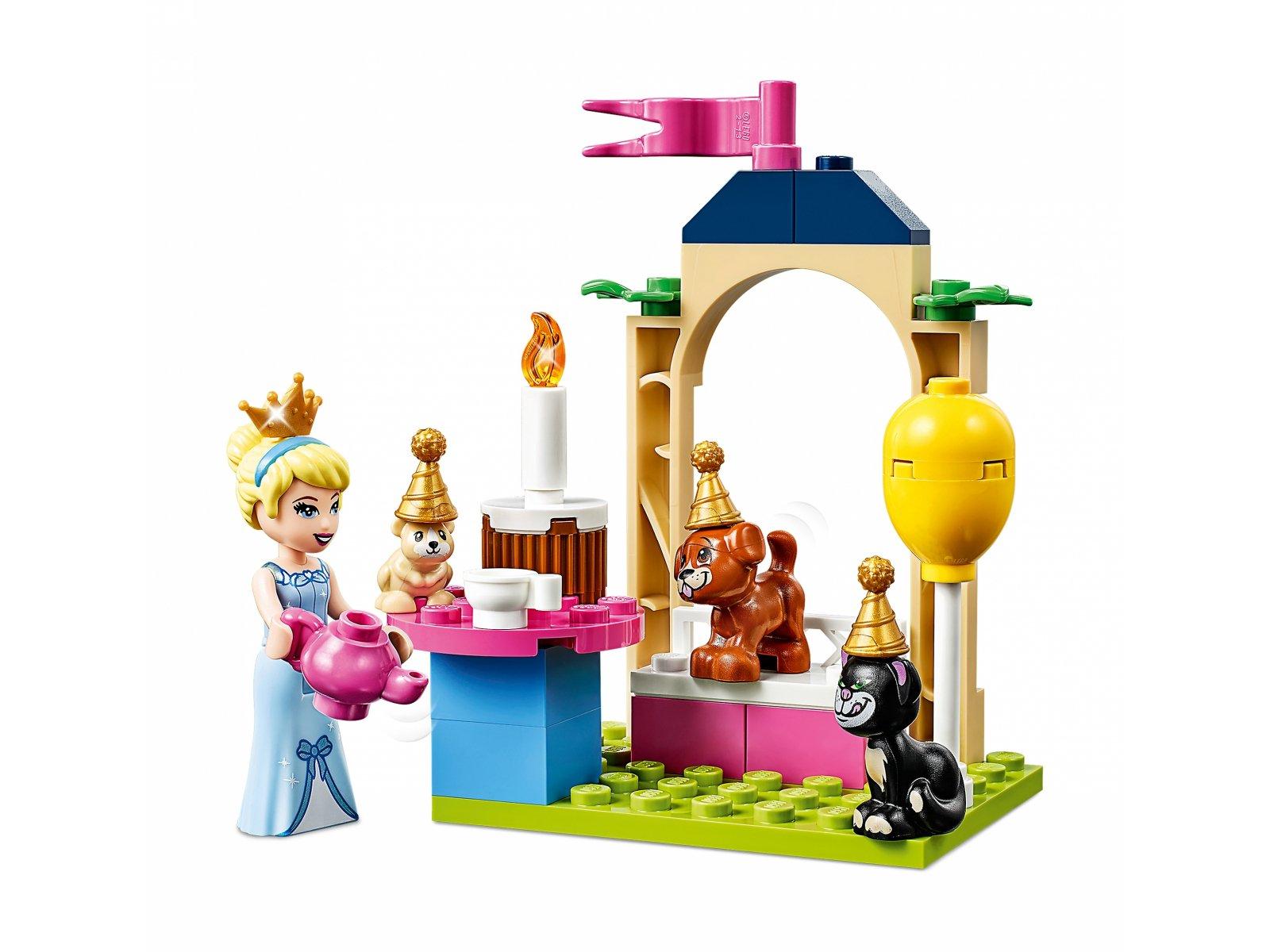 LEGO Disney™ 43178 Przyjęcie w zamku Kopciuszka