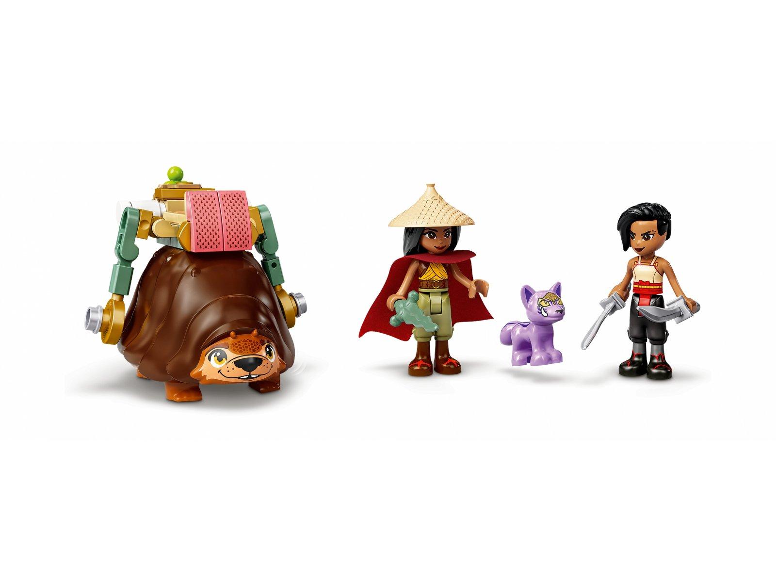LEGO Disney Raya i Pałac Serca 43181