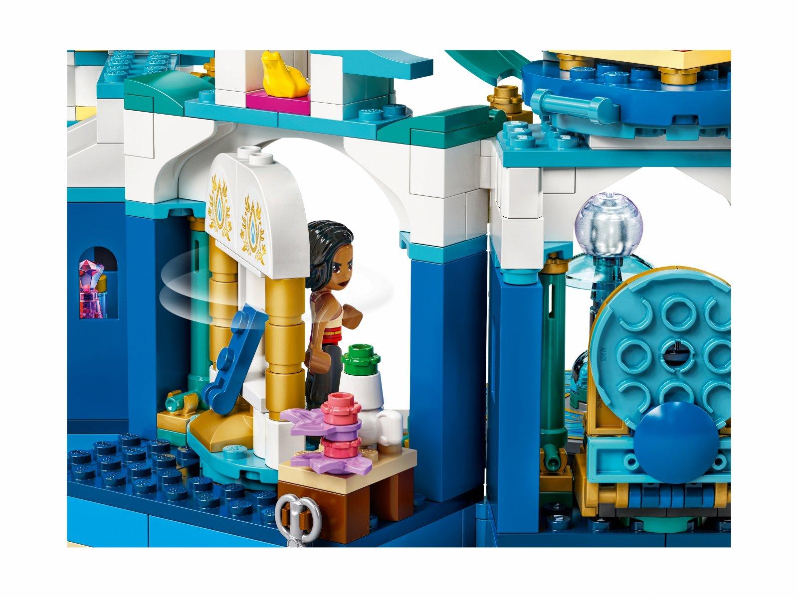 LEGO 43181 Disney Raya i Pałac Serca