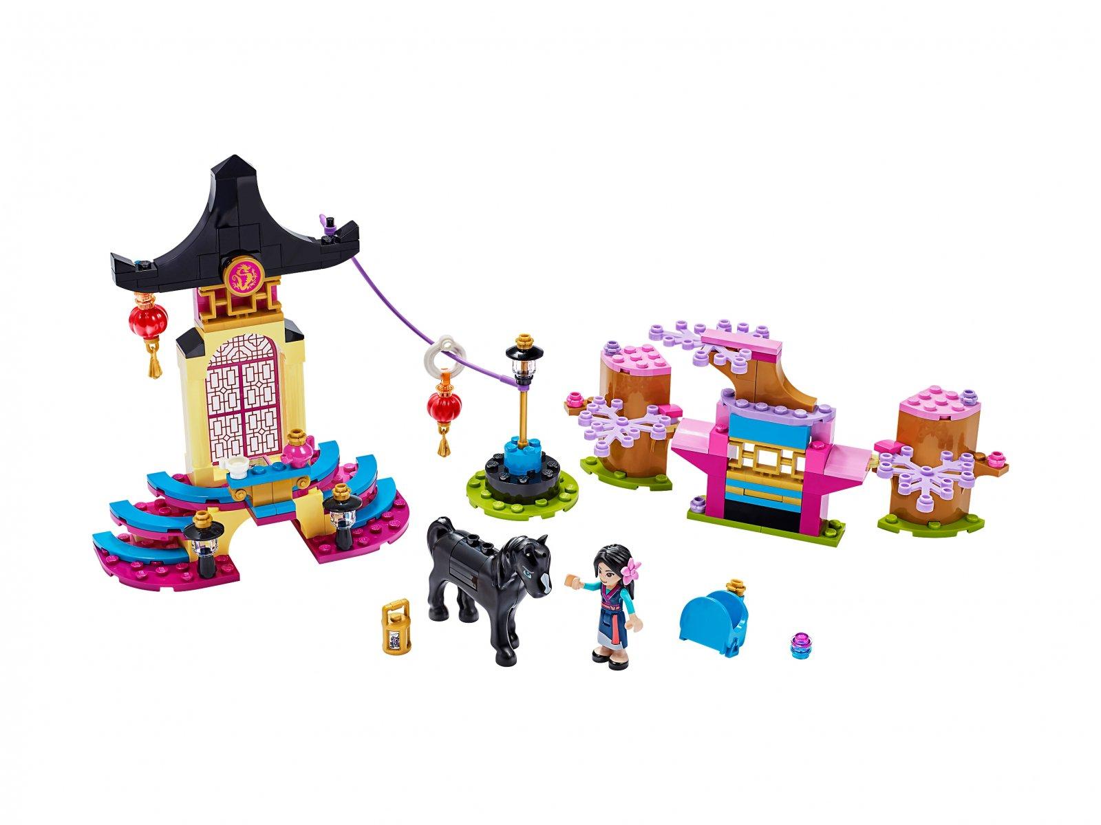 LEGO Disney™ 43182 Teren szkolenia Mulan