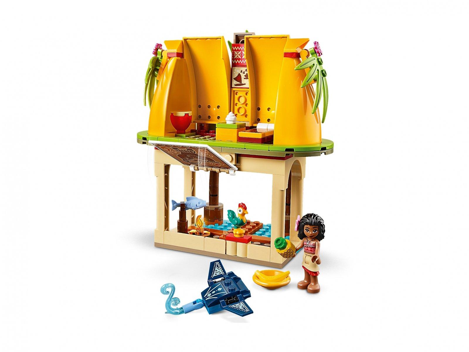 LEGO 43183 Disney™ Dom Vaiany na wyspie