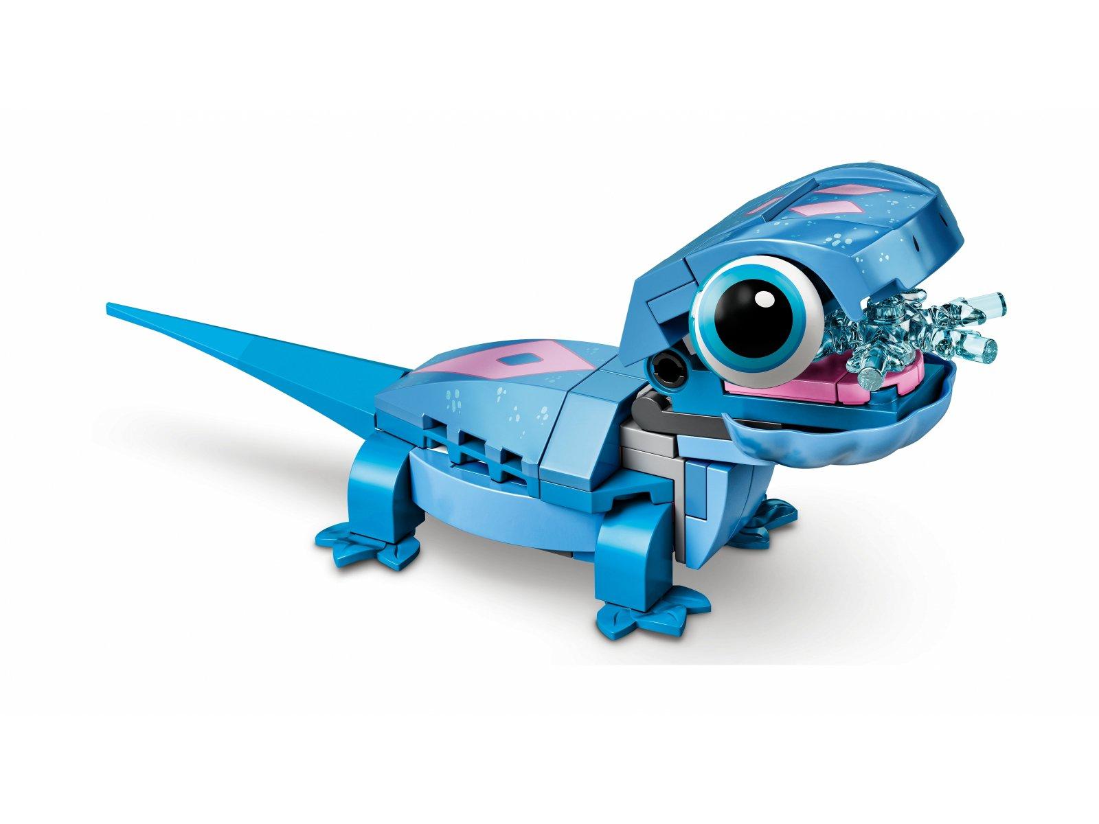 LEGO 43186 Salamandra Bruni do zbudowania