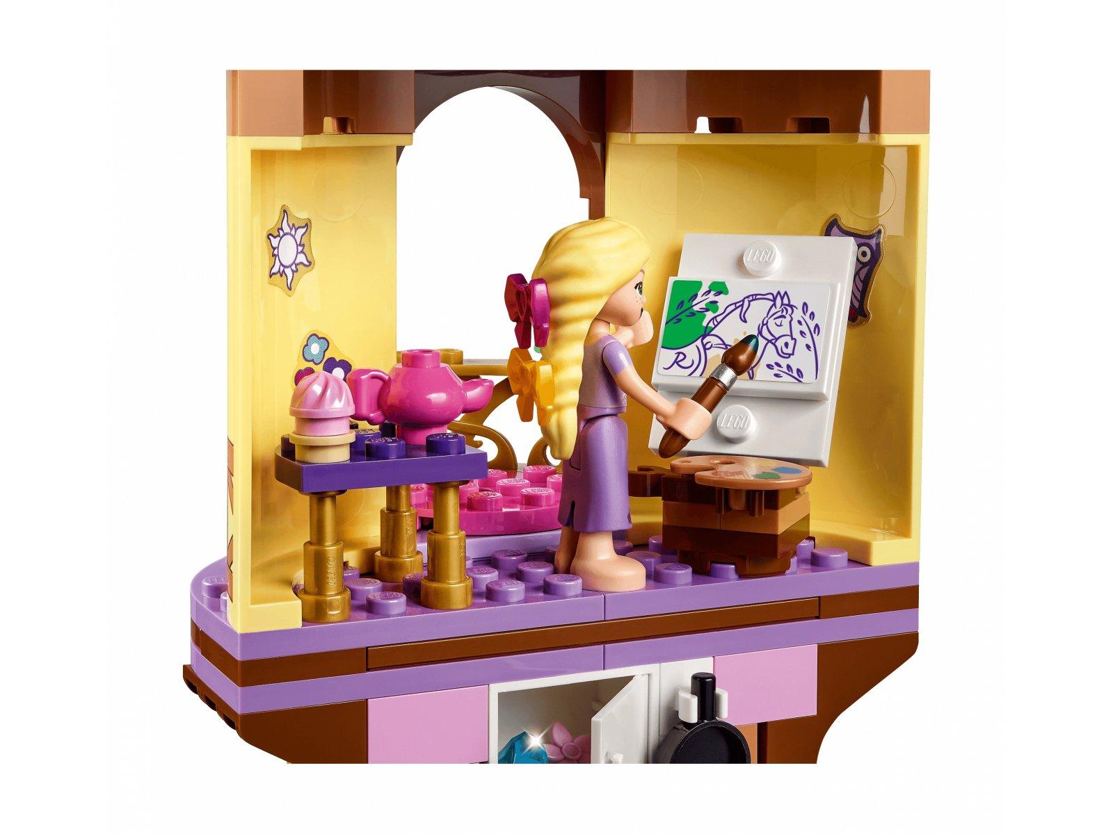 LEGO 43187 Disney Wieża Roszpunki
