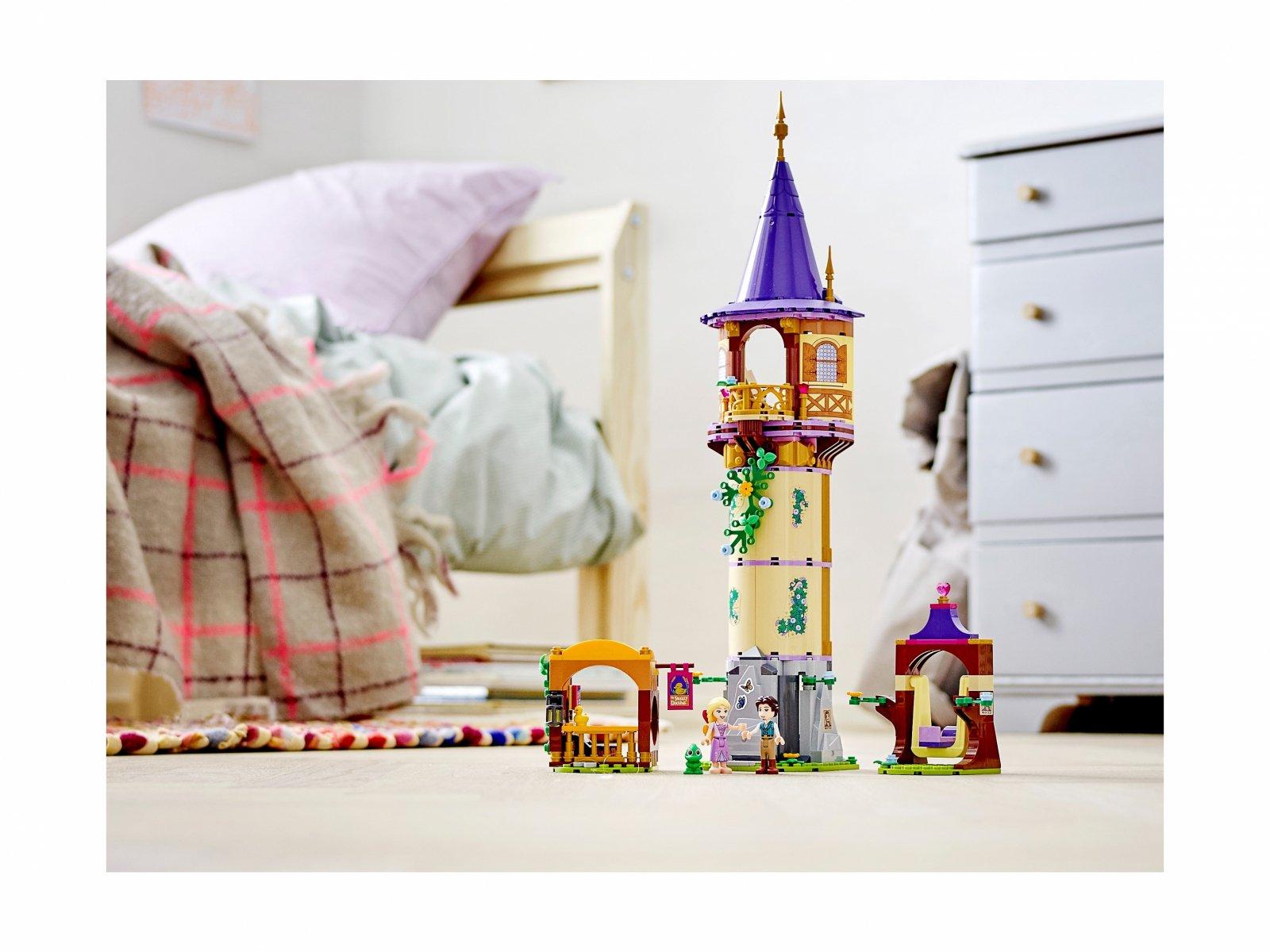 LEGO Disney 43187 Wieża Roszpunki