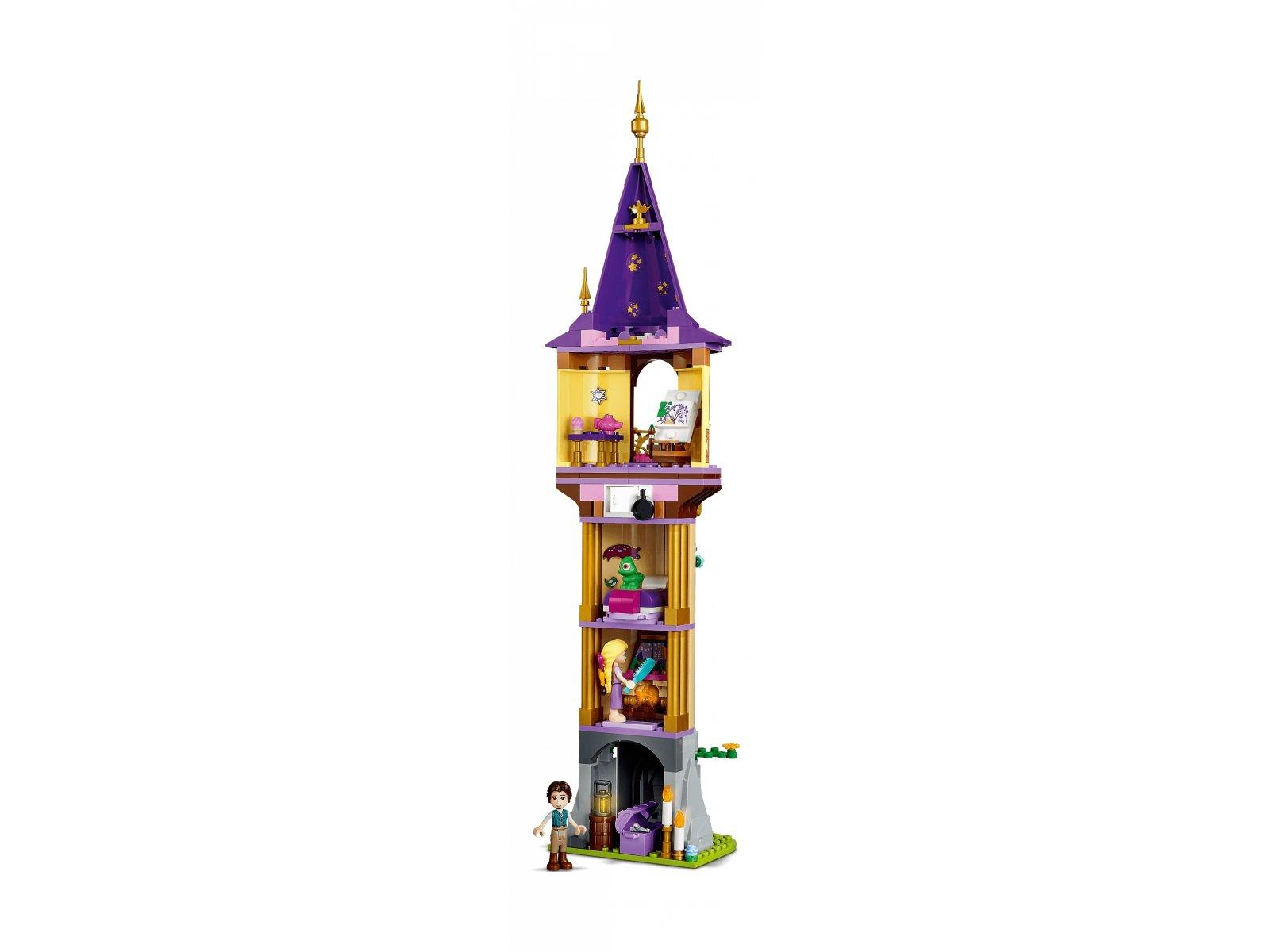 LEGO 43187 Wieża Roszpunki