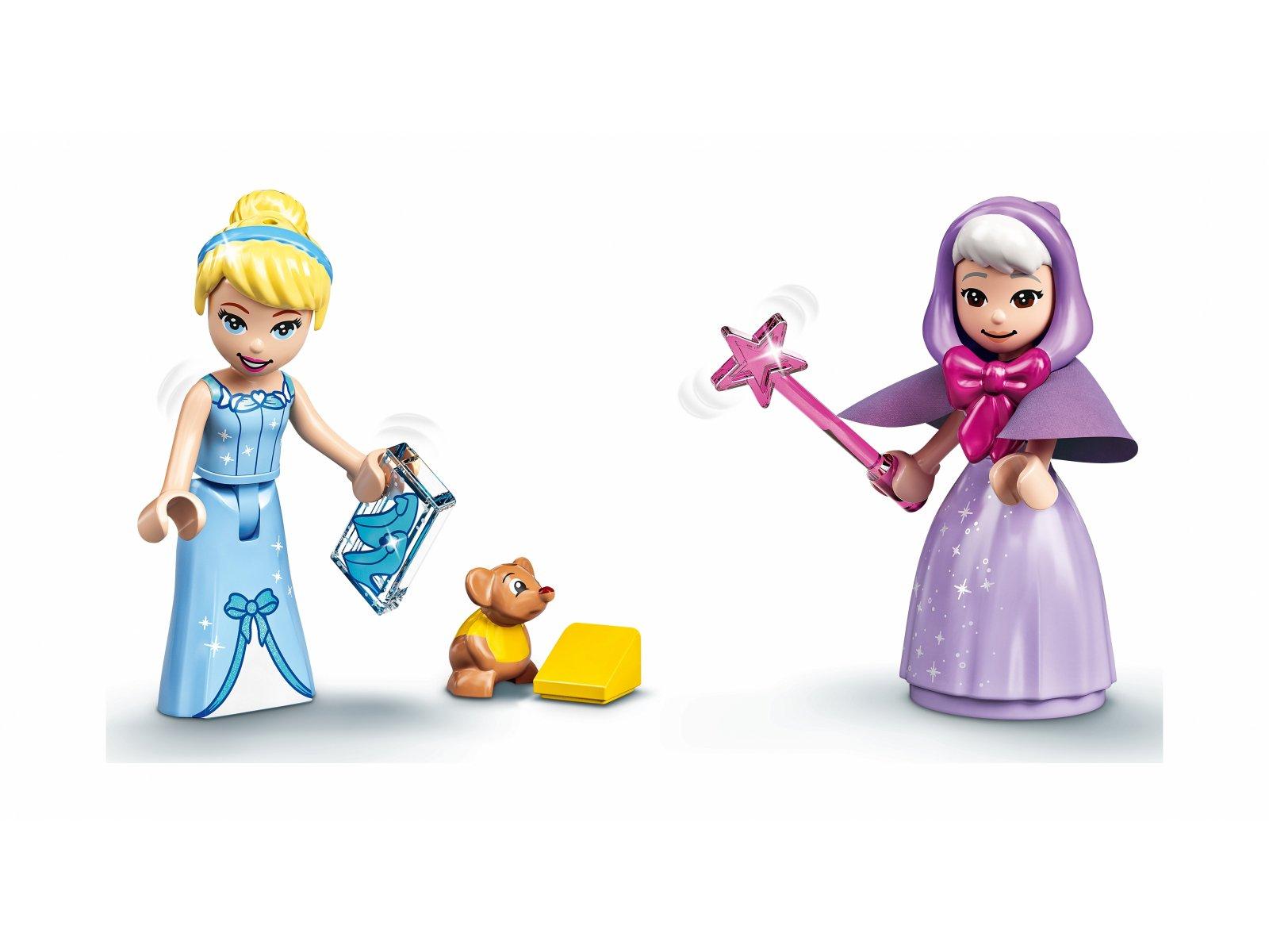 LEGO 43192 Królewski powóz Kopciuszka