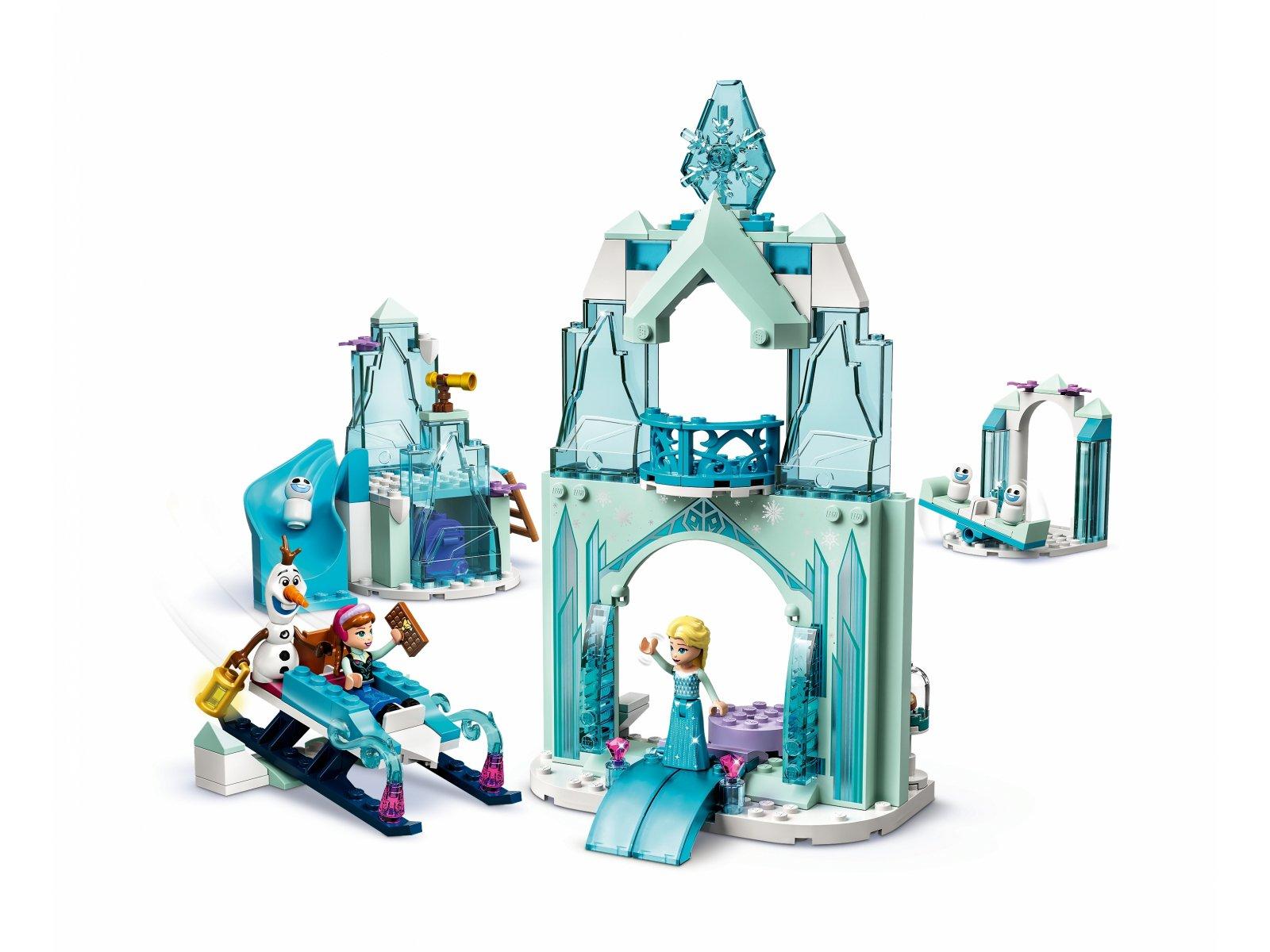 LEGO 43194 Disney Lodowa kraina czarów Anny i Elsy
