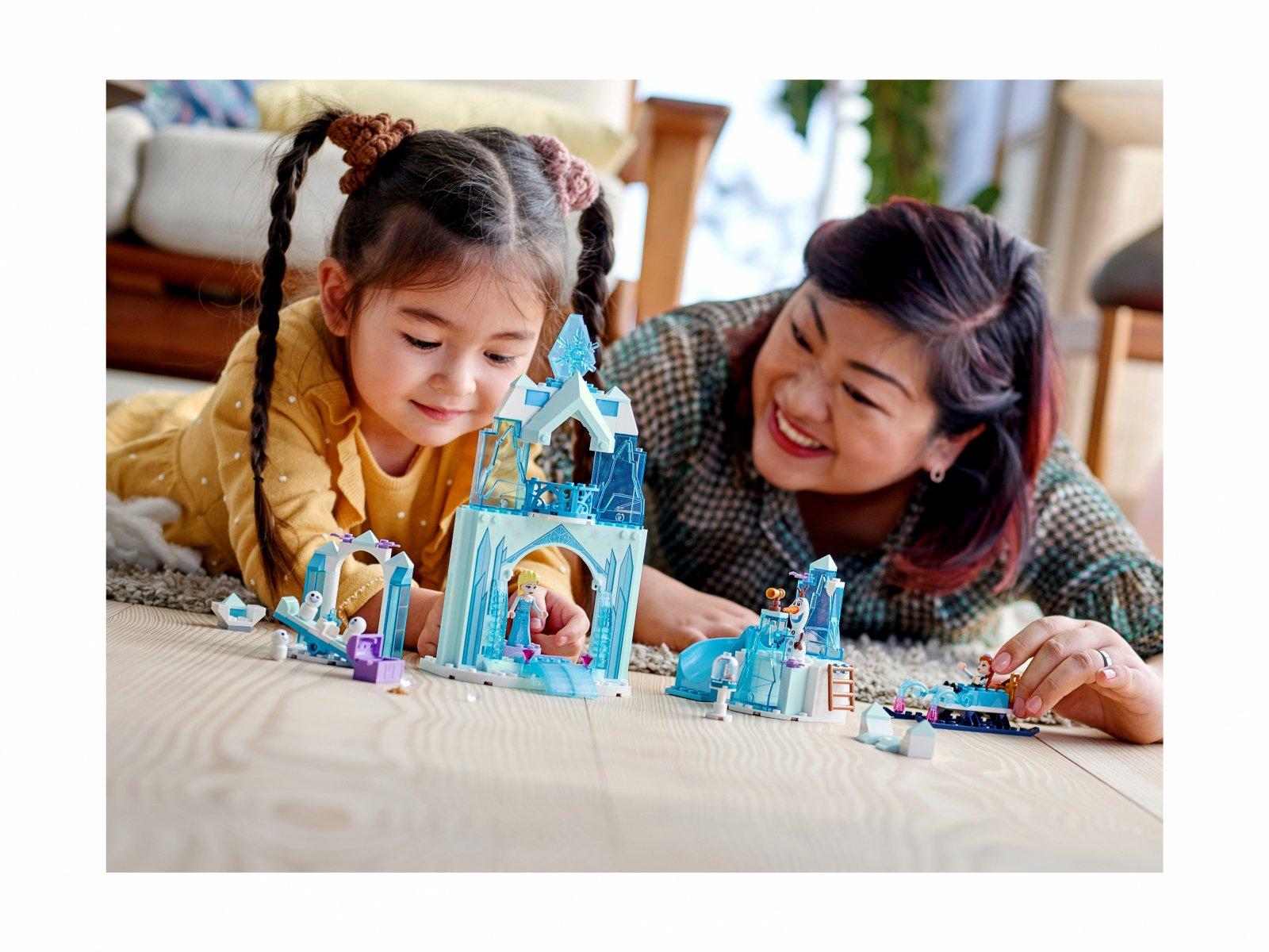 LEGO Disney Lodowa kraina czarów Anny i Elsy 43194