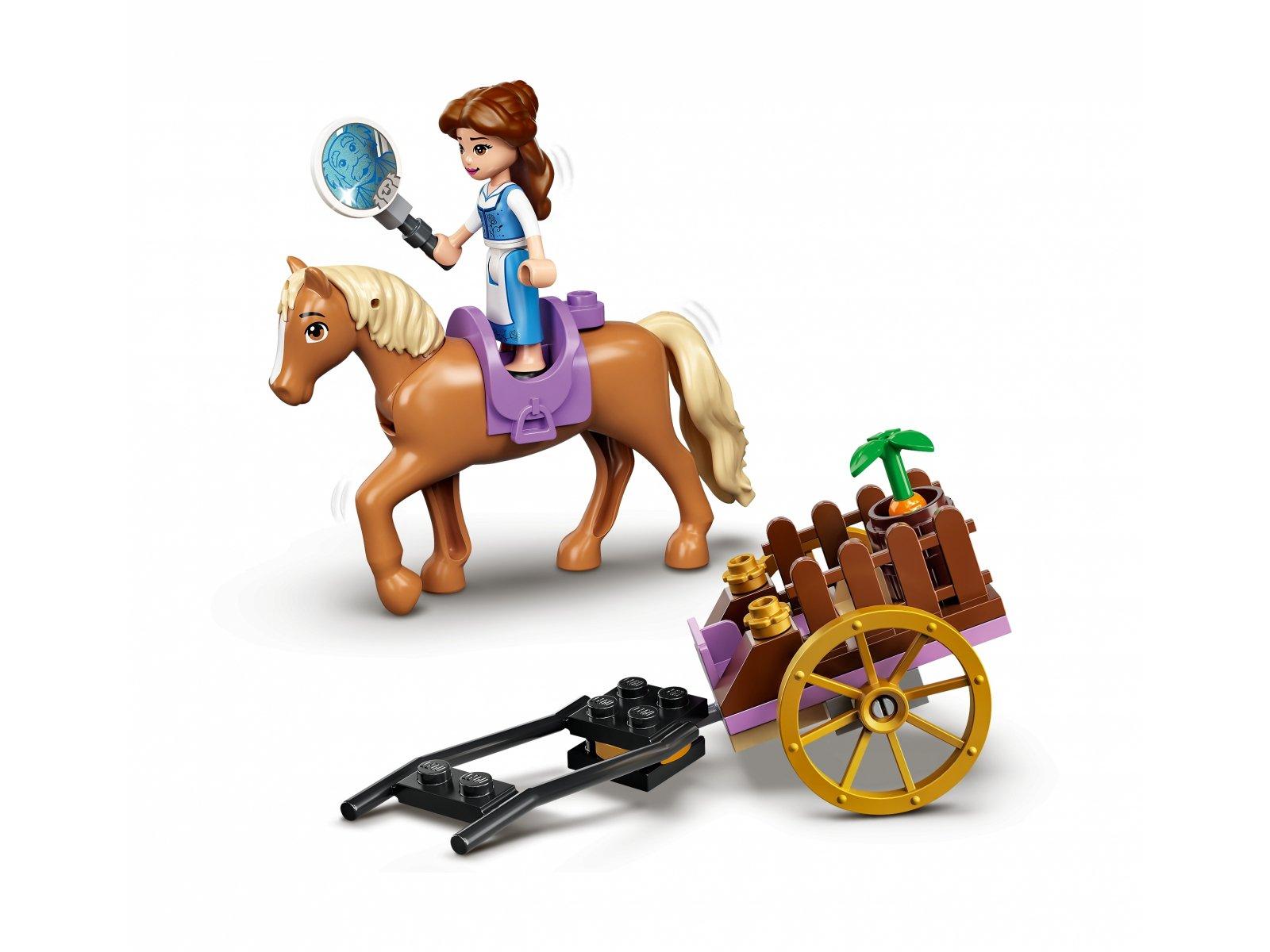 LEGO 43196 Disney Zamek Belli i Bestii