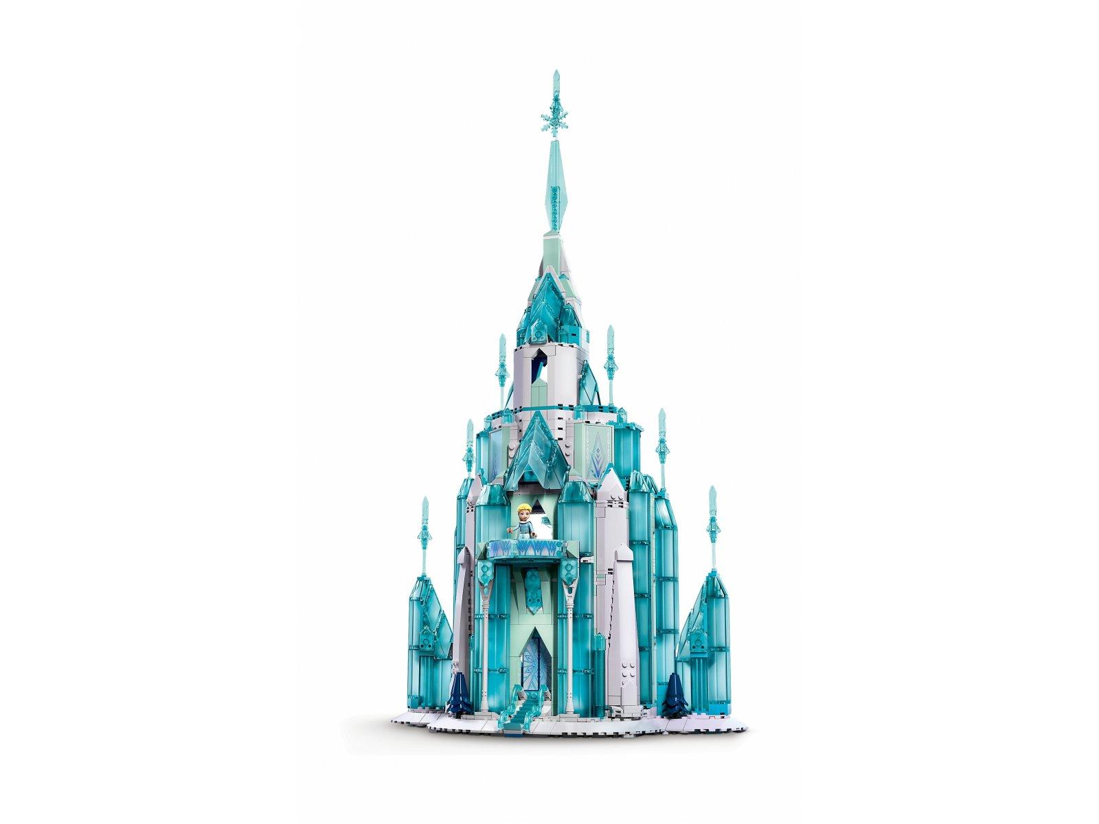 LEGO Disney 43197 Lodowy zamek