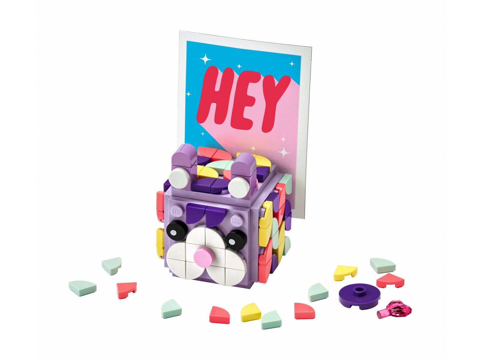 LEGO DOTS Podstawka na zdjęcia w kształcie kostki 30557