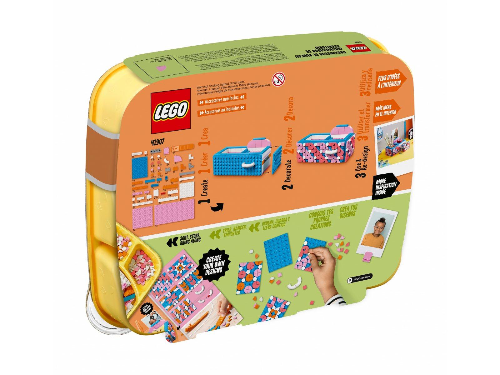 LEGO DOTS™ 41907 Organizer na biurko