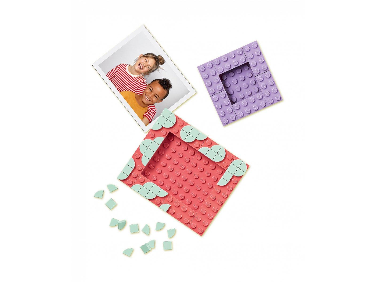 LEGO 41914 DOTS Kreatywne ramki na zdjęcia