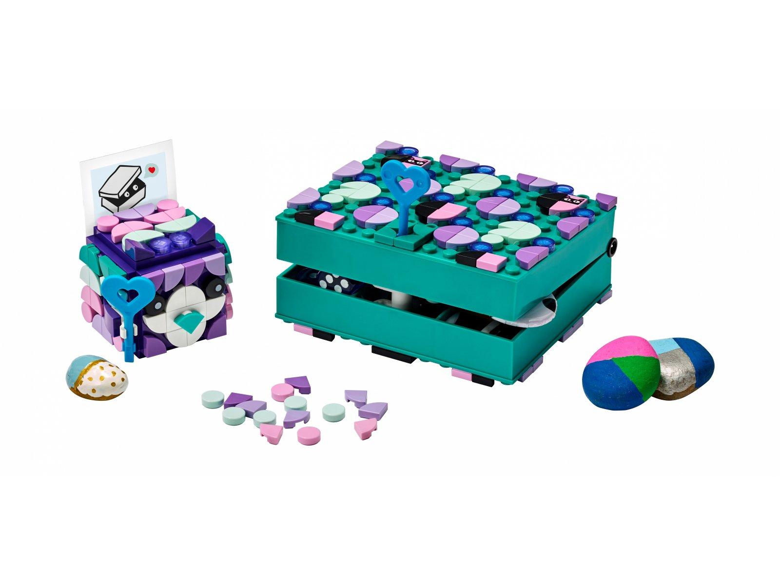 LEGO 41925 Tajne skrzyneczki