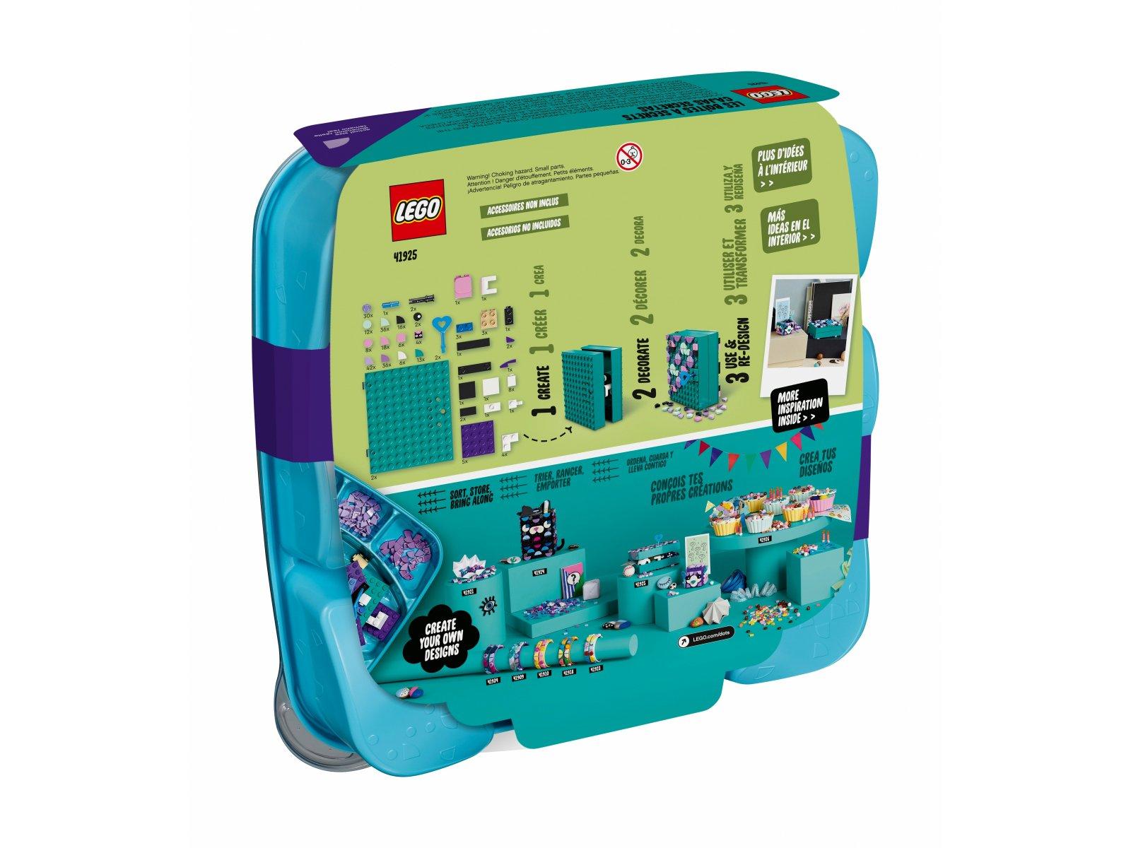 LEGO 41925 DOTS Tajne skrzyneczki