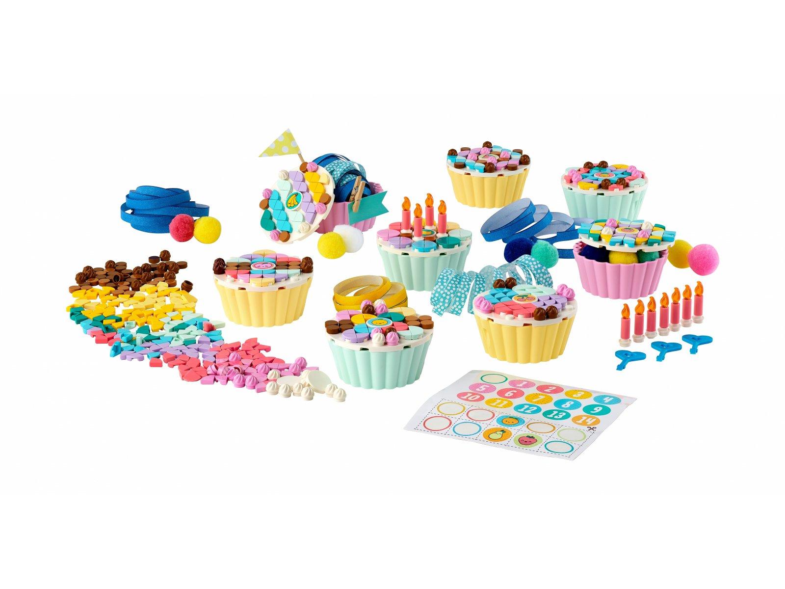 LEGO DOTS 41926 Kreatywny zestaw z tortem