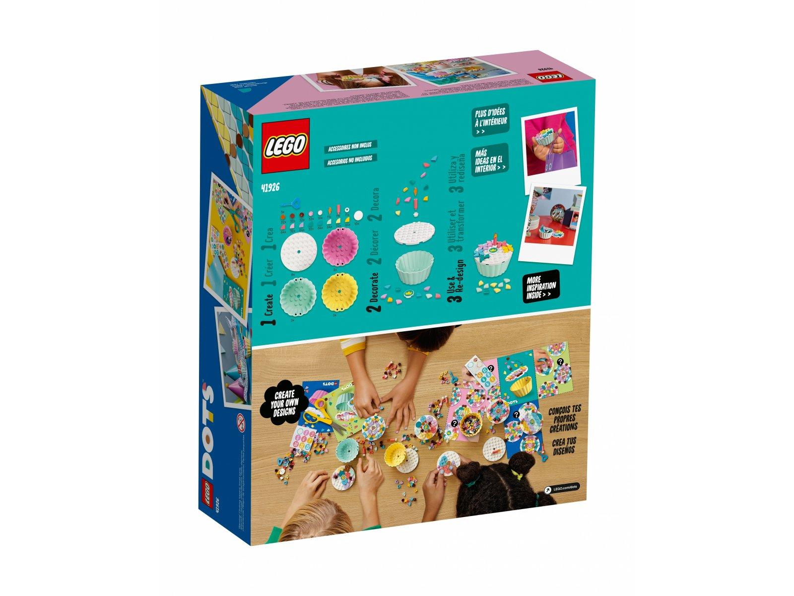 LEGO 41926 Kreatywny zestaw z tortem