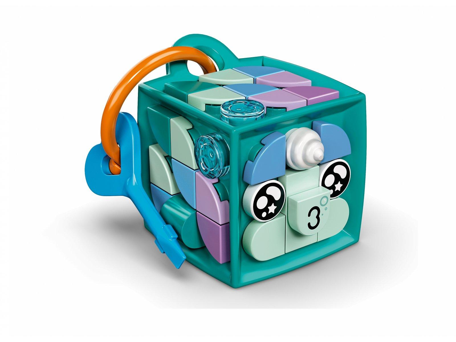 LEGO DOTS 41928 Zawieszka z narwalem