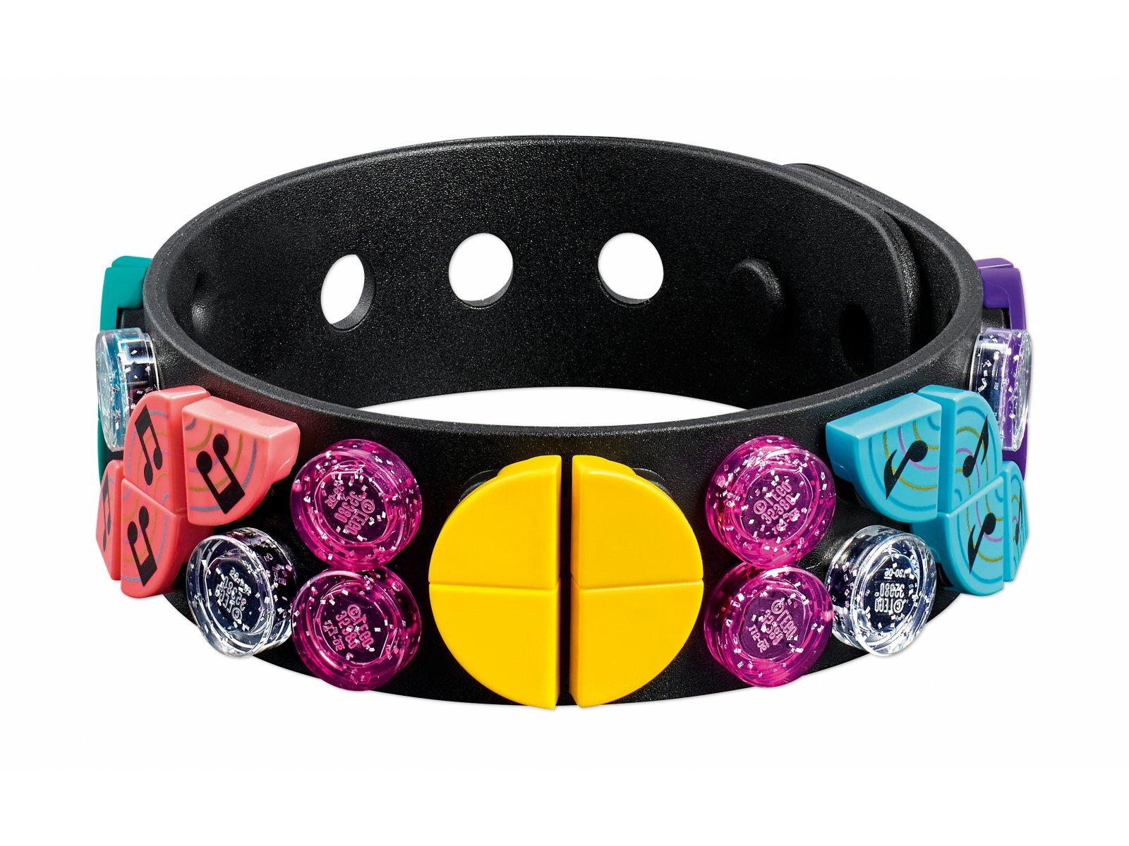 LEGO DOTS Muzyczna bransoletka 41933