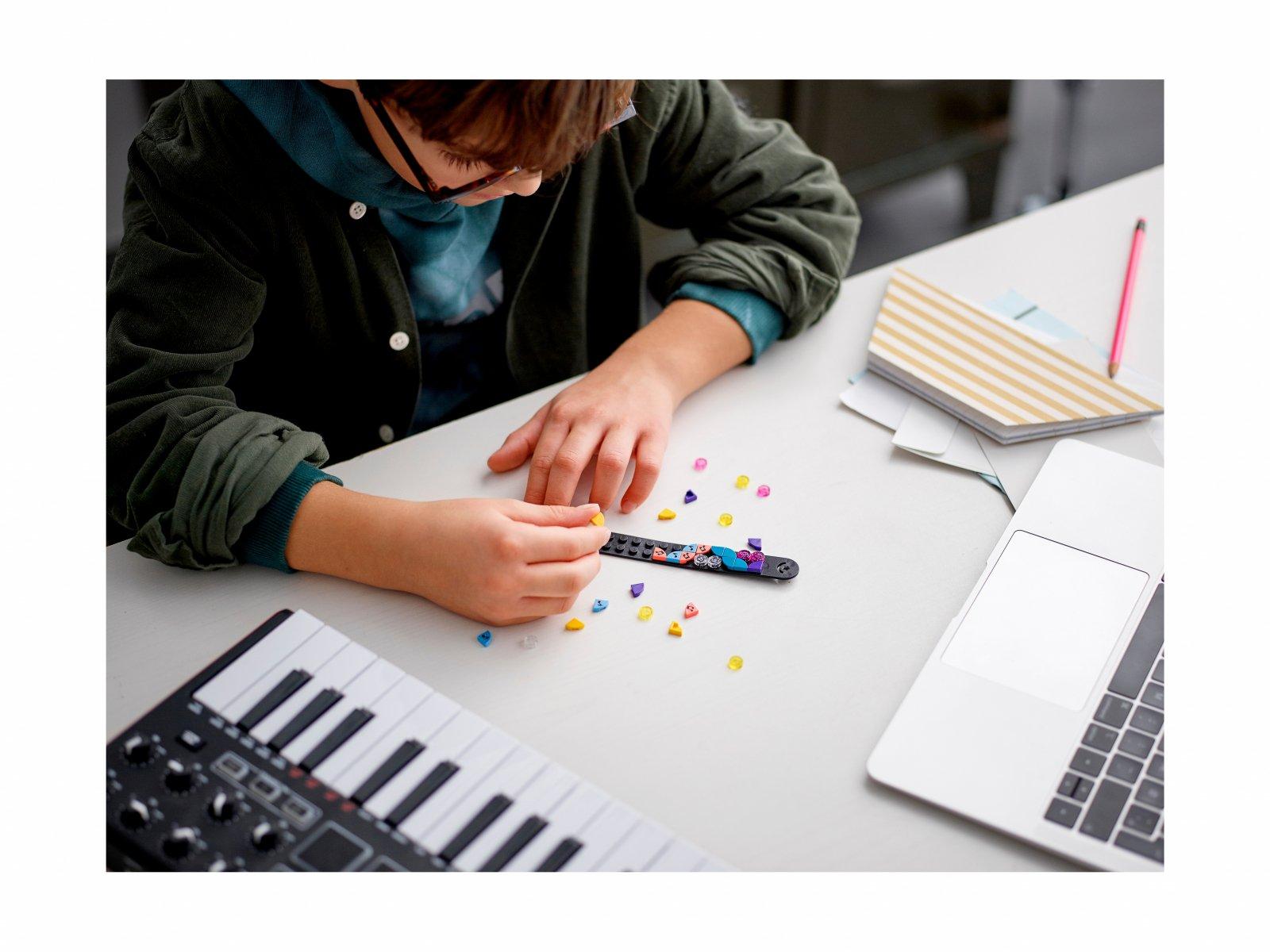 LEGO 41933 DOTS Muzyczna bransoletka