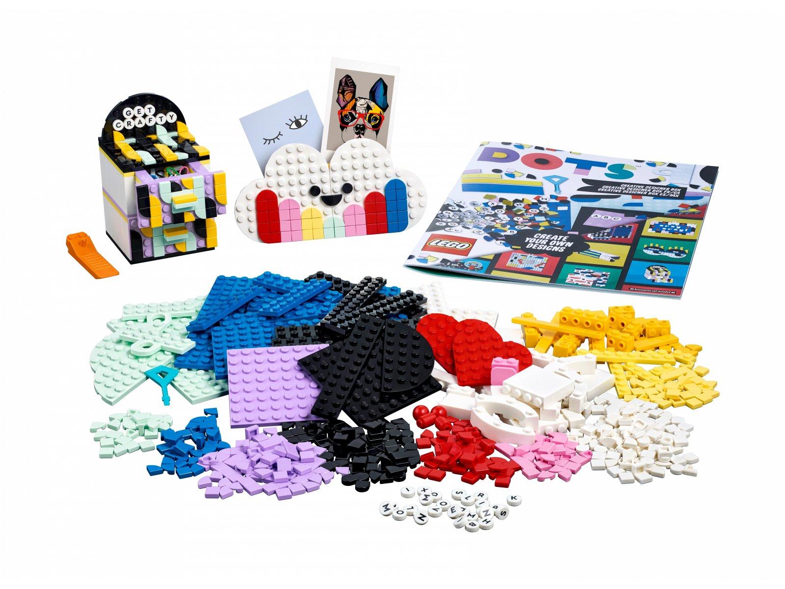 LEGO 41938 DOTS Zestaw kreatywnego projektanta