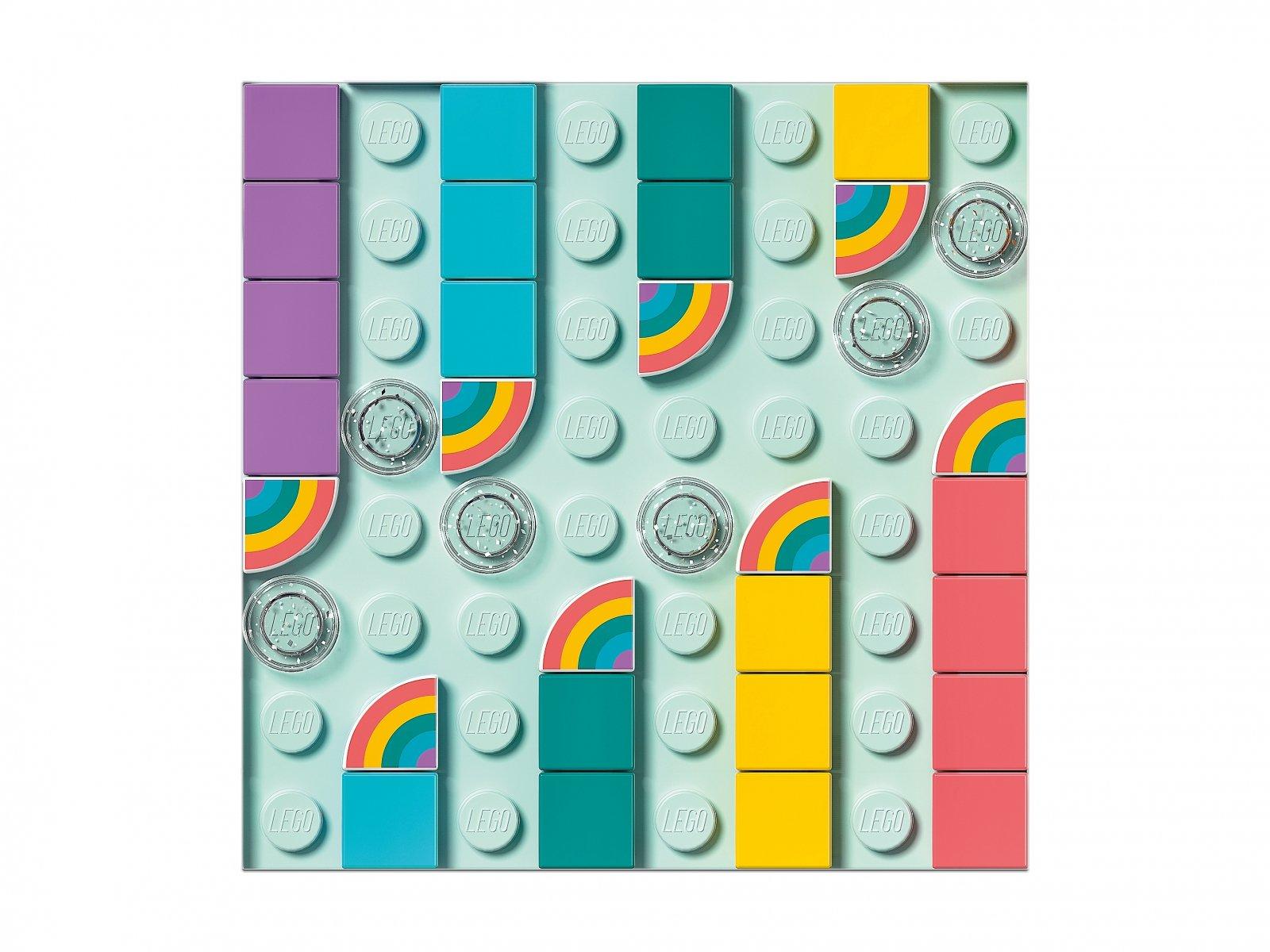 LEGO DOTS Zawieszka z jednorożcem 41940