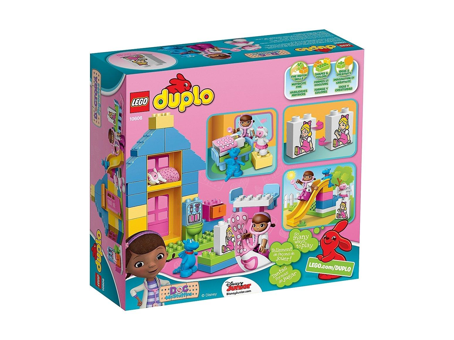 Lego 10606 Duplo Klinika Dla Pluszaków Zklockówpl
