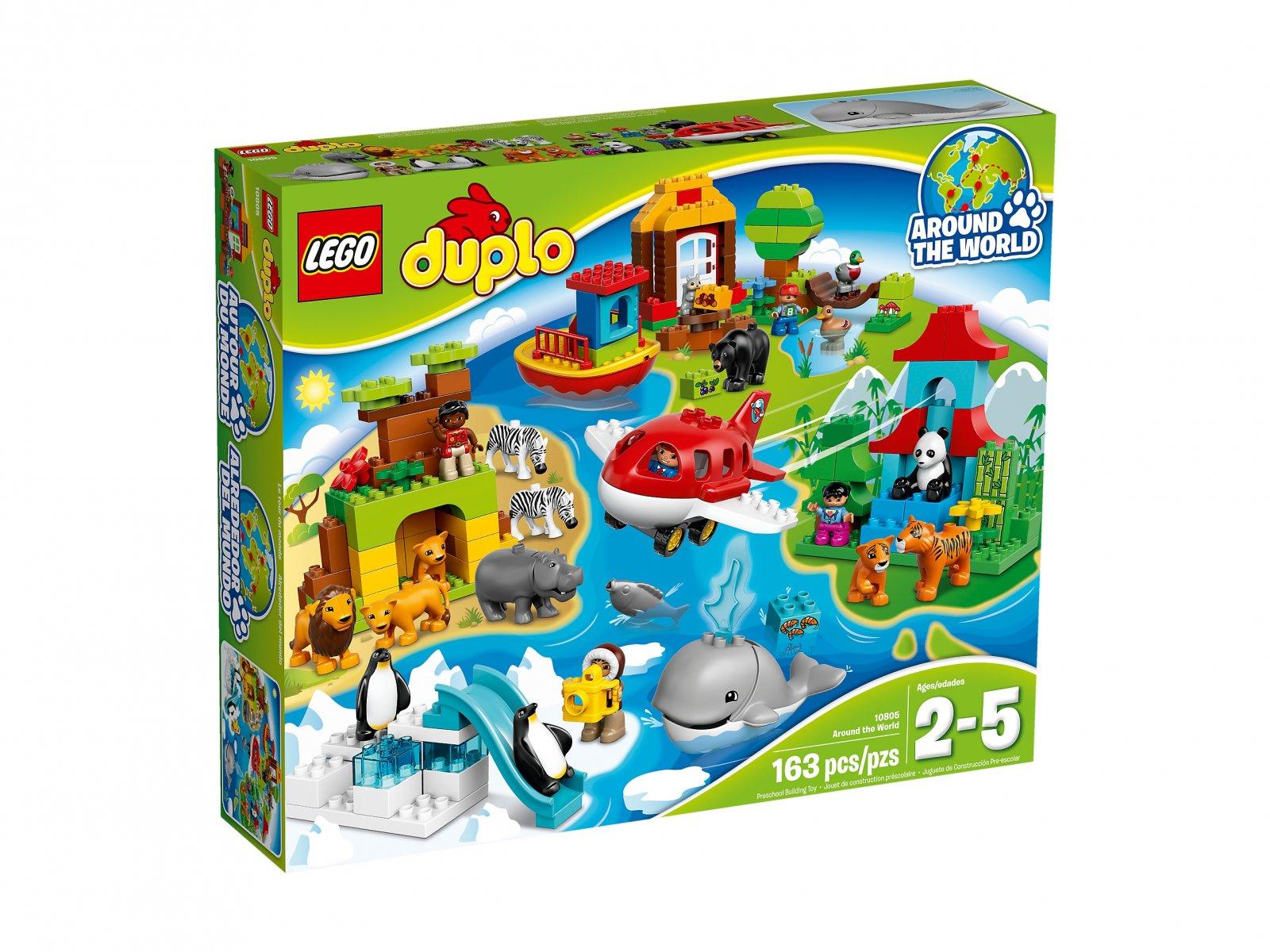 LEGO Duplo® 10805 Dookoła świata