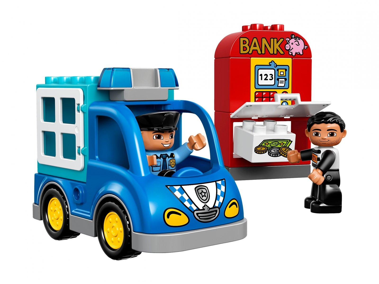 LEGO Duplo® Patrol policyjny