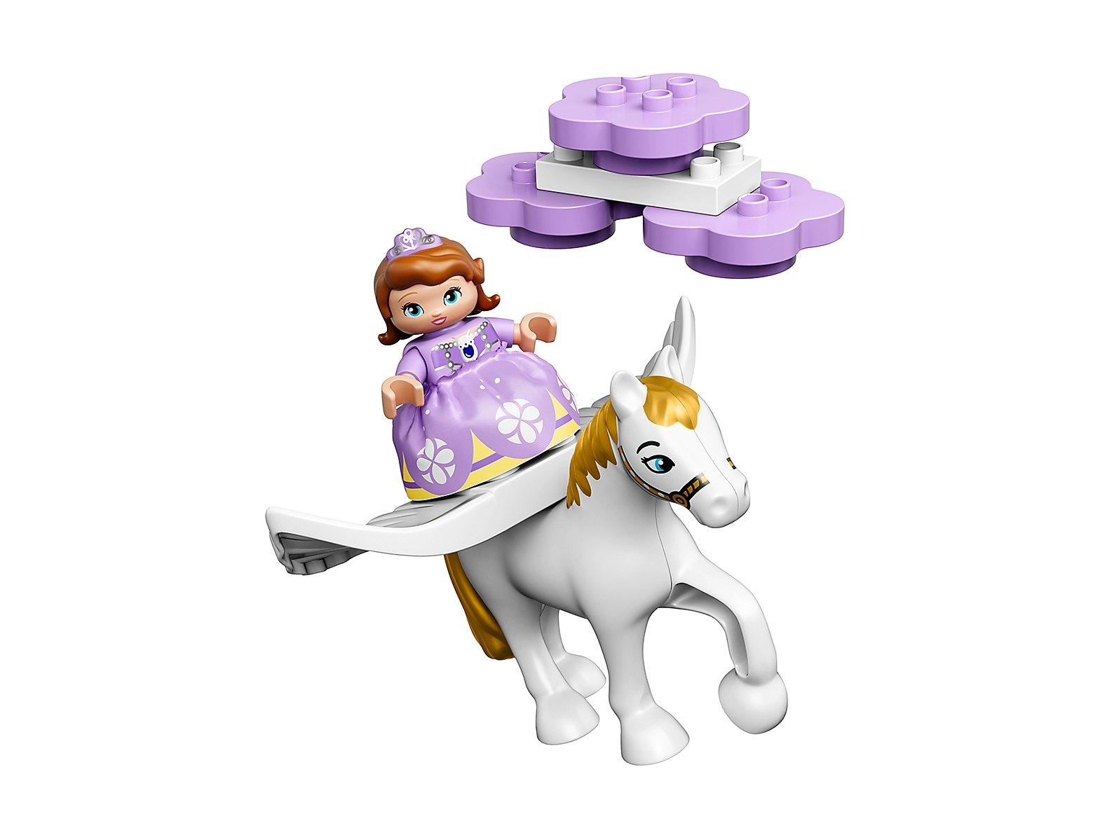 Lego Duplo 10822 Jej Wysokość Zosia Magiczna Kareta Zdjęcie 10