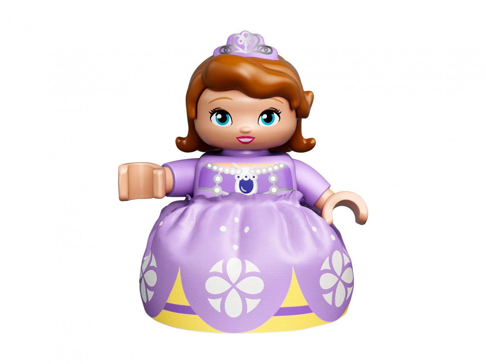 Lego Duplo 10822 Jej Wysokość Zosia Magiczna Kareta Zdjęcie 7