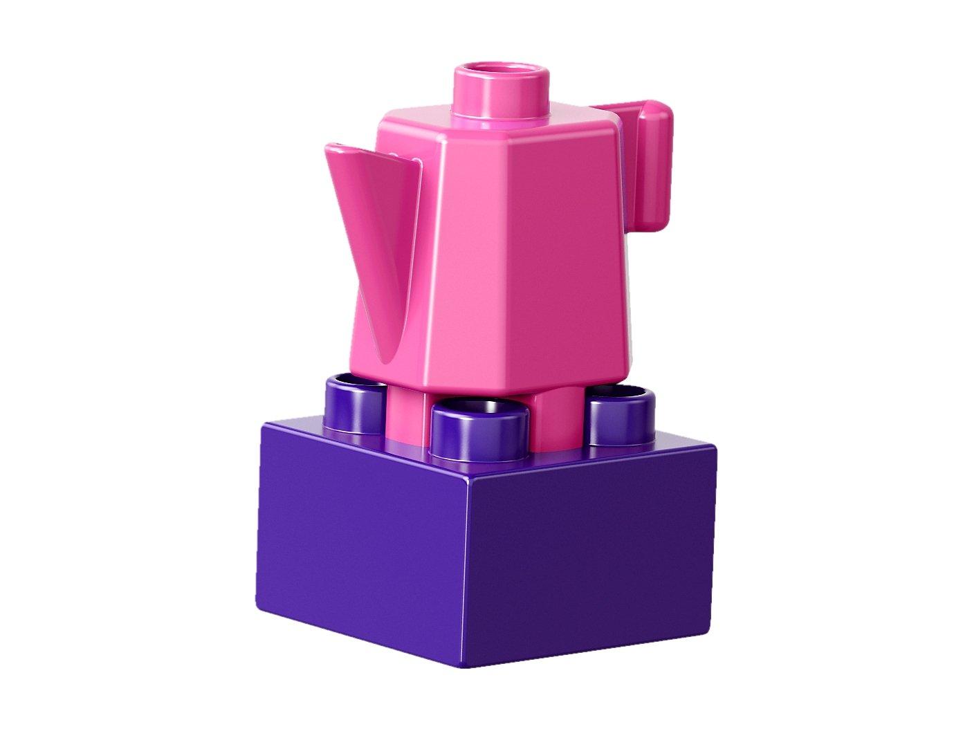 Lego 10822 Duplo Jej Wysokość Zosia Magiczna Kareta