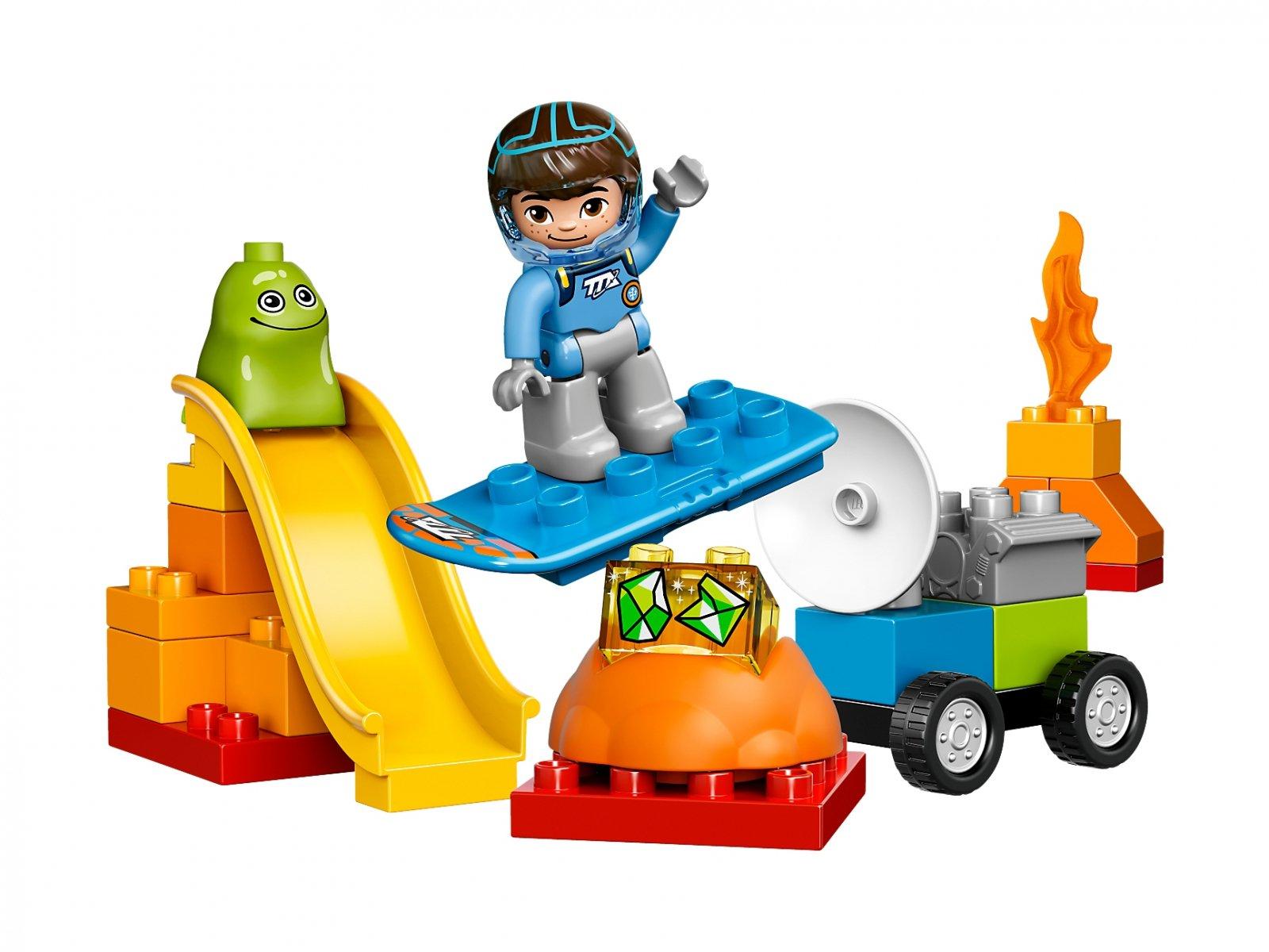 LEGO Duplo® Przygody Milesa z przyszłości