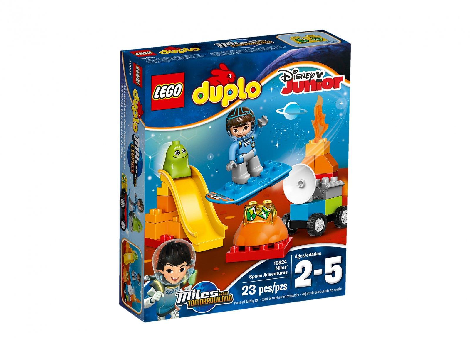 LEGO Duplo® 10824 Przygody Milesa z przyszłości