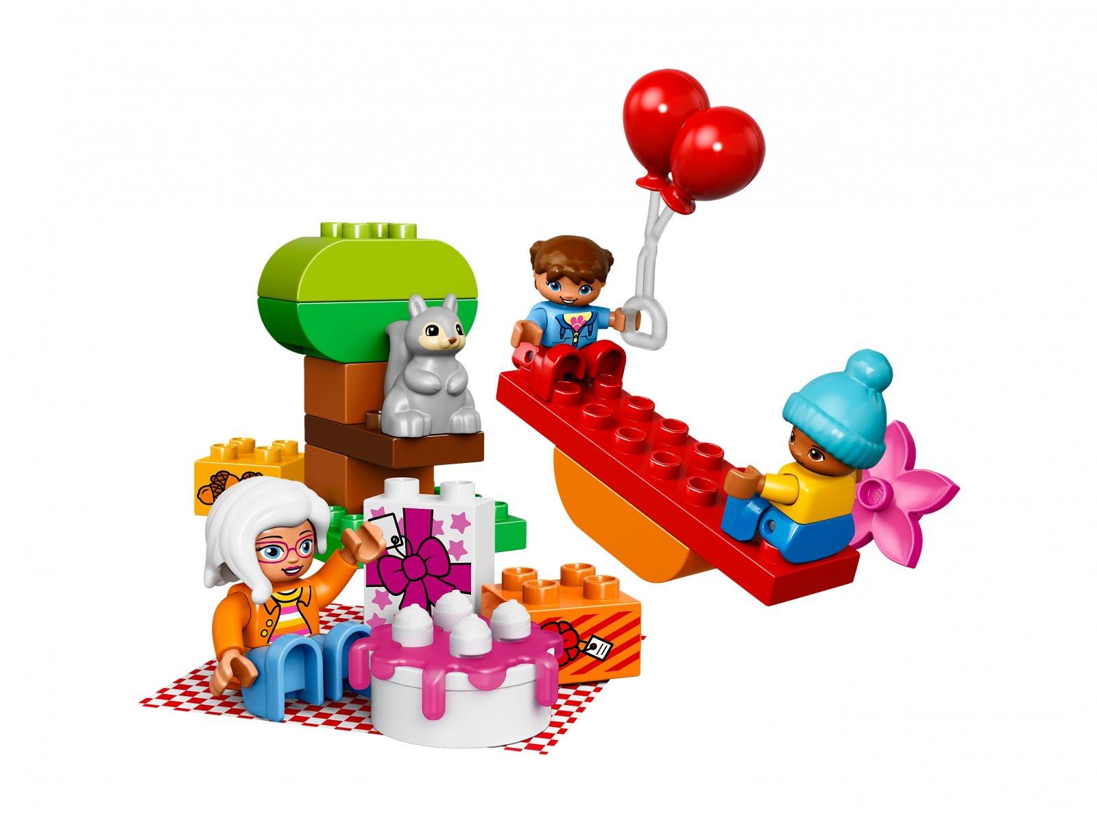 LEGO Duplo® Przyjęcie urodzinowe