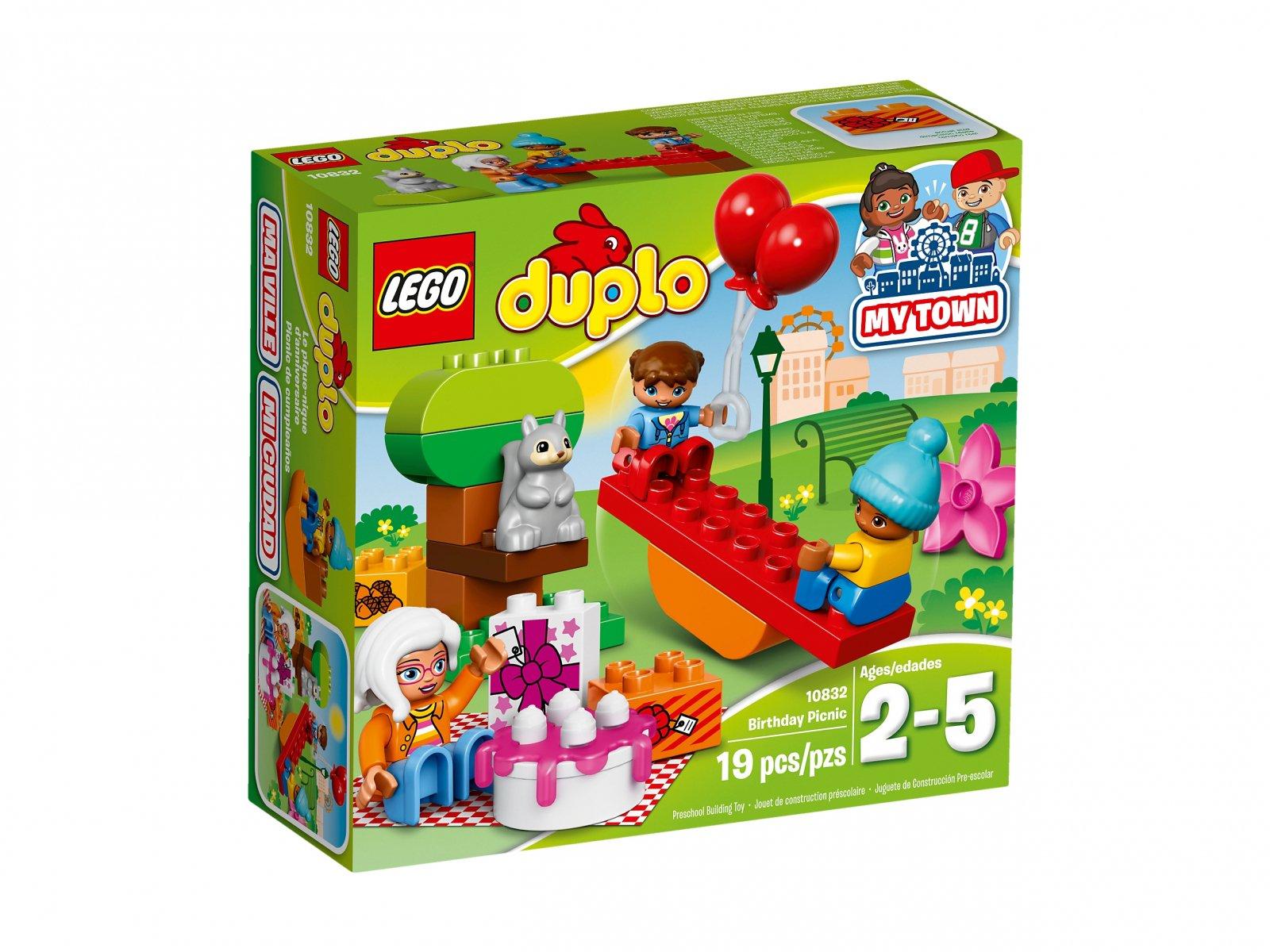 LEGO 10832 Przyjęcie urodzinowe