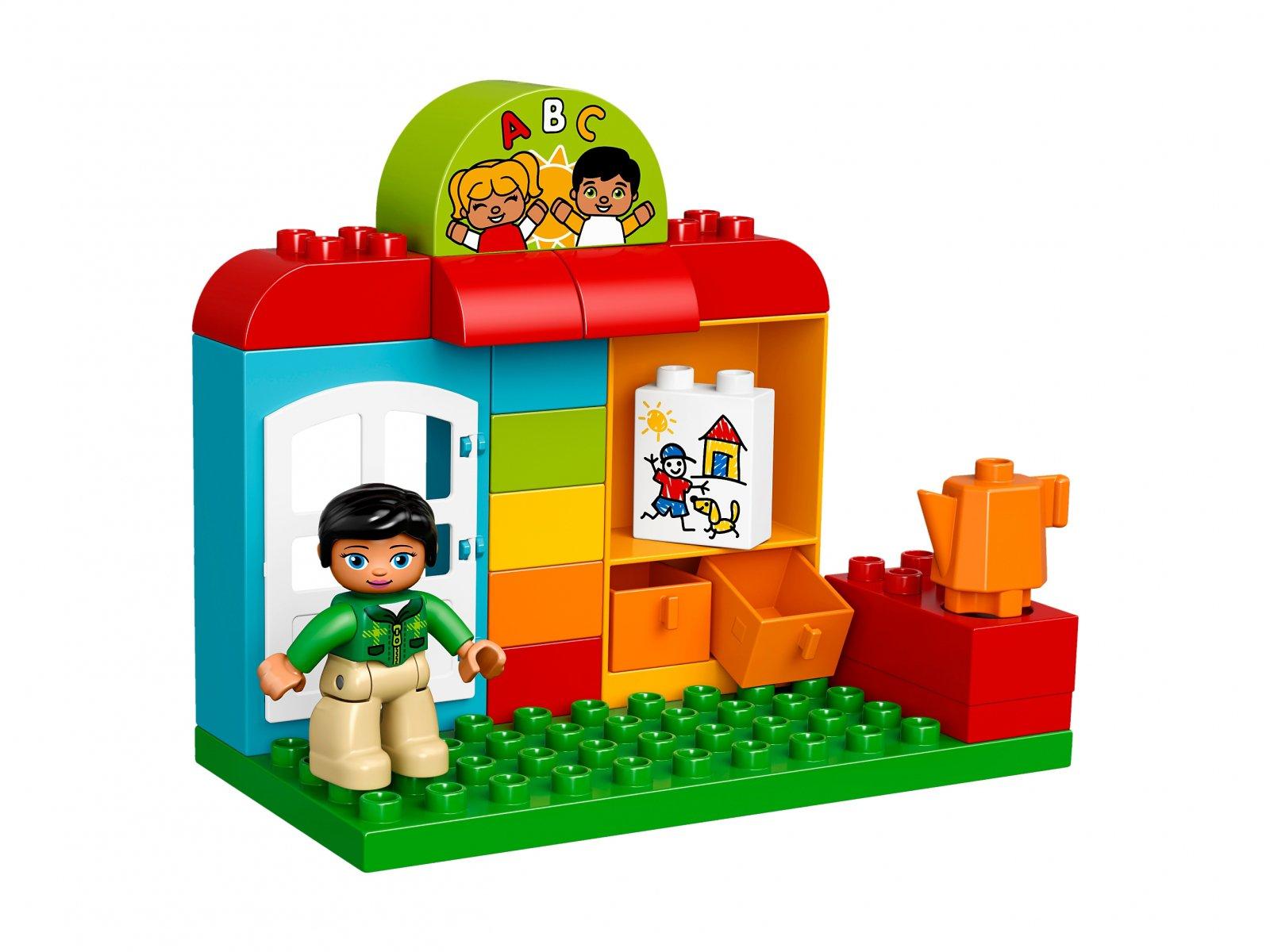 LEGO 10833 Duplo® Przedszkole