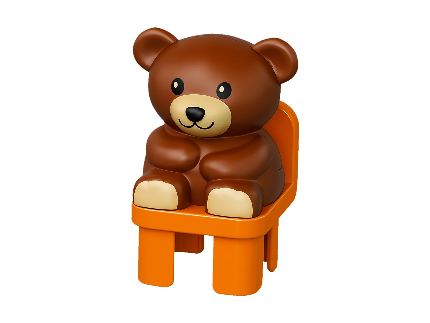LEGO Duplo® Przedszkole 10833