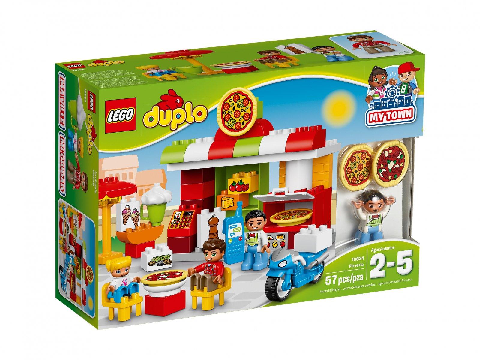 LEGO Duplo® 10834 Pizzeria