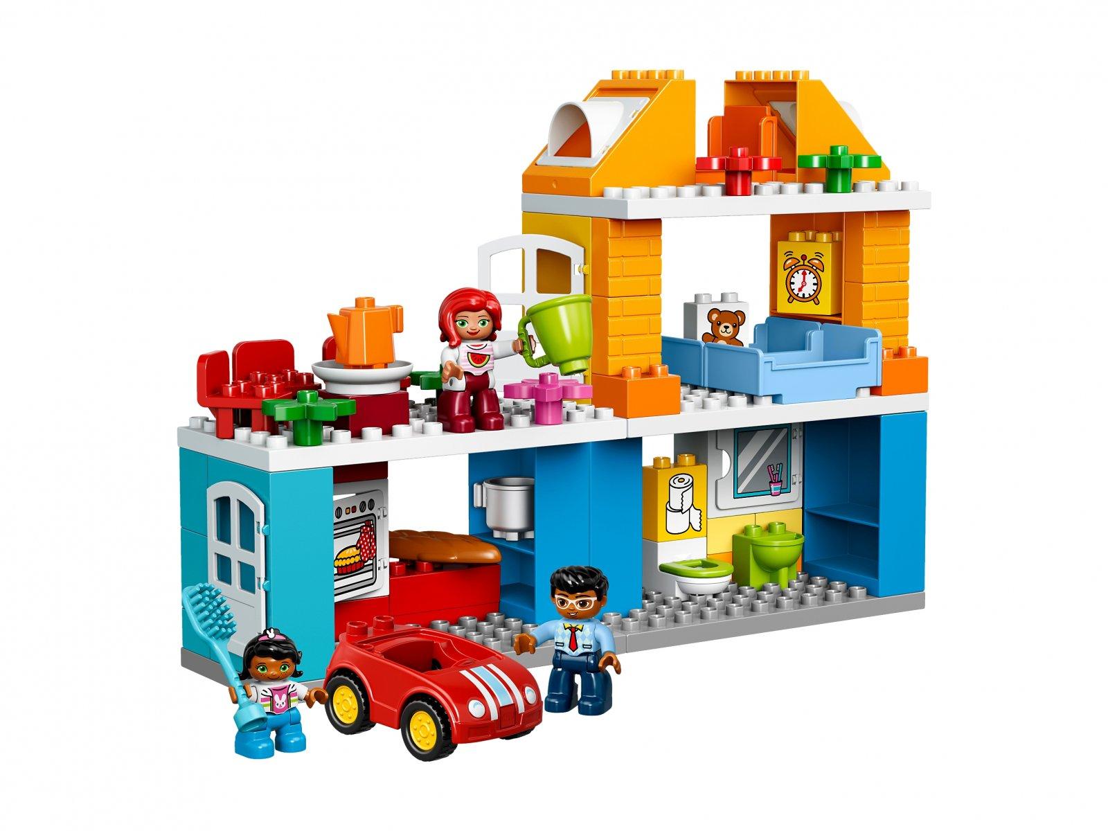 LEGO Duplo® Dom rodzinny 10835