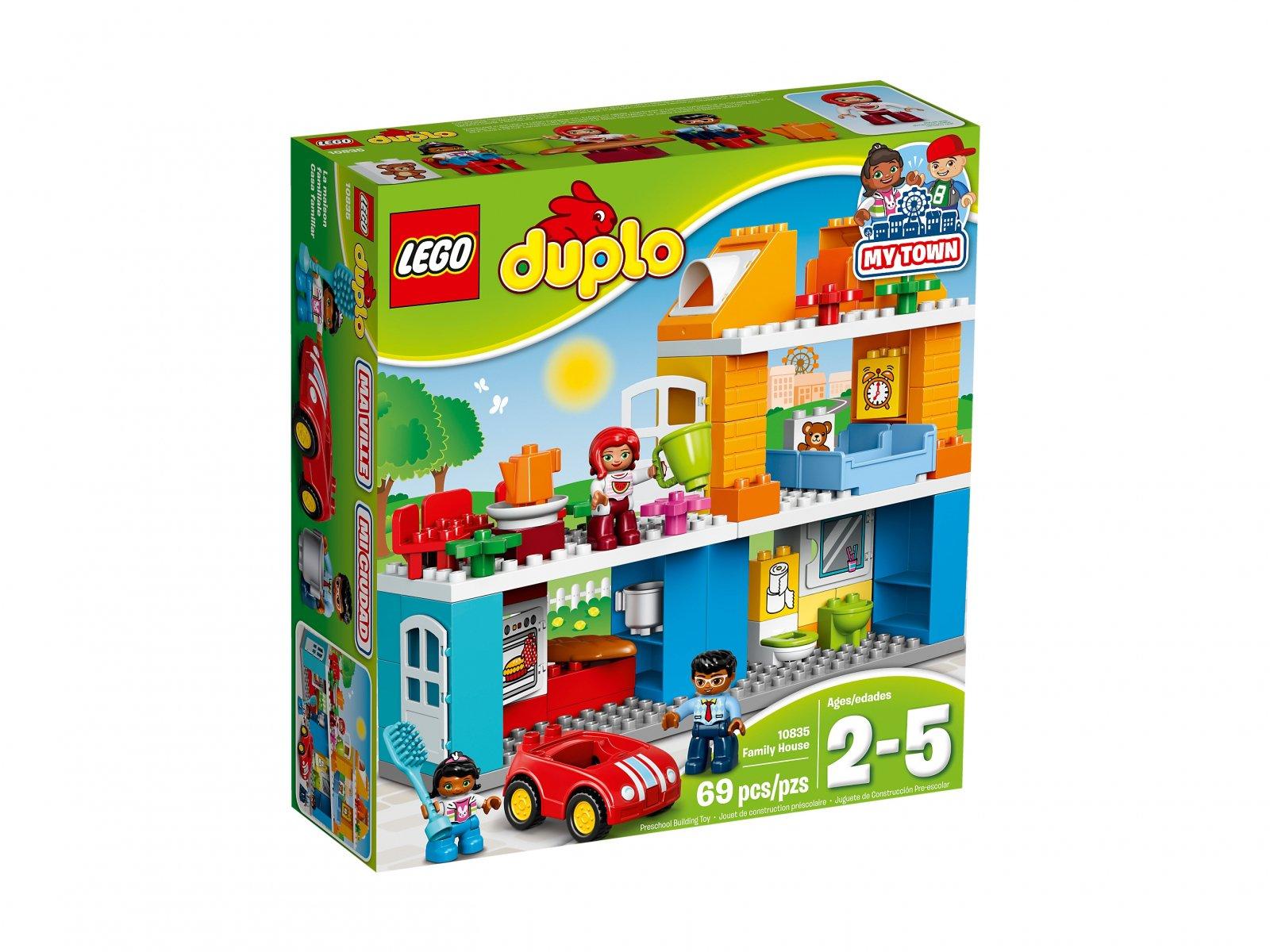 LEGO 10835 Duplo® Dom rodzinny