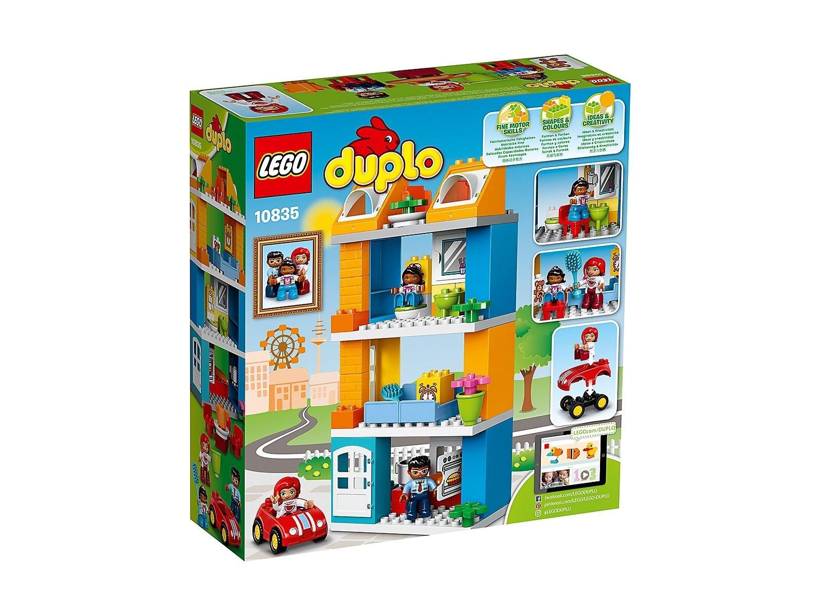 LEGO Duplo® Dom rodzinny