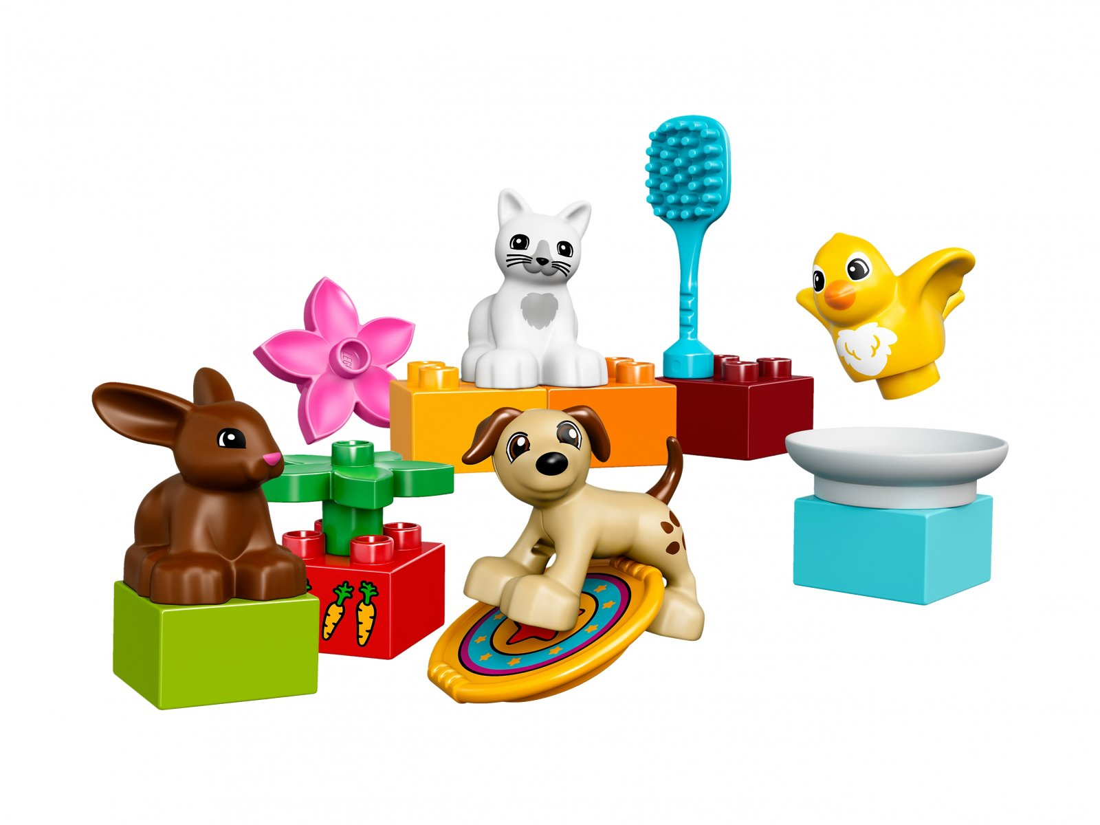LEGO 10838 Zwierzątka domowe