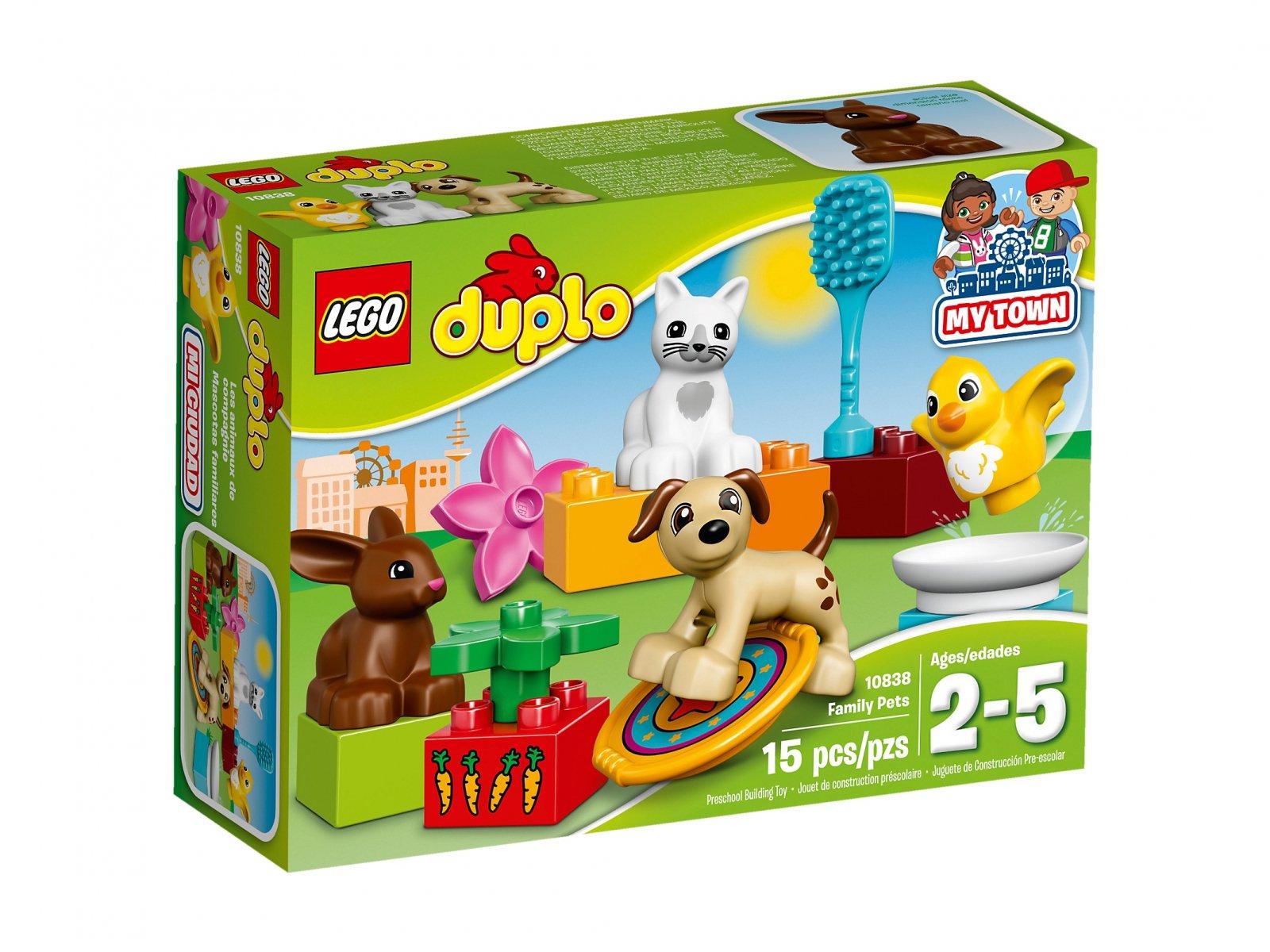 LEGO Duplo® Zwierzątka domowe 10838