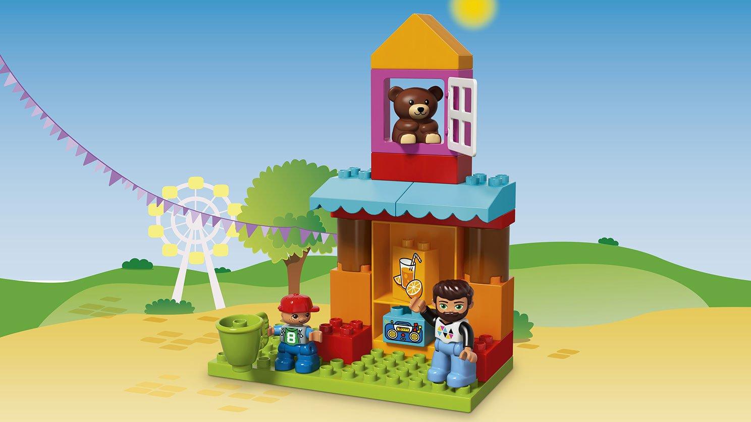 Lego 10839 Duplo Strzelnica Porównaj Ceny Zklockówpl