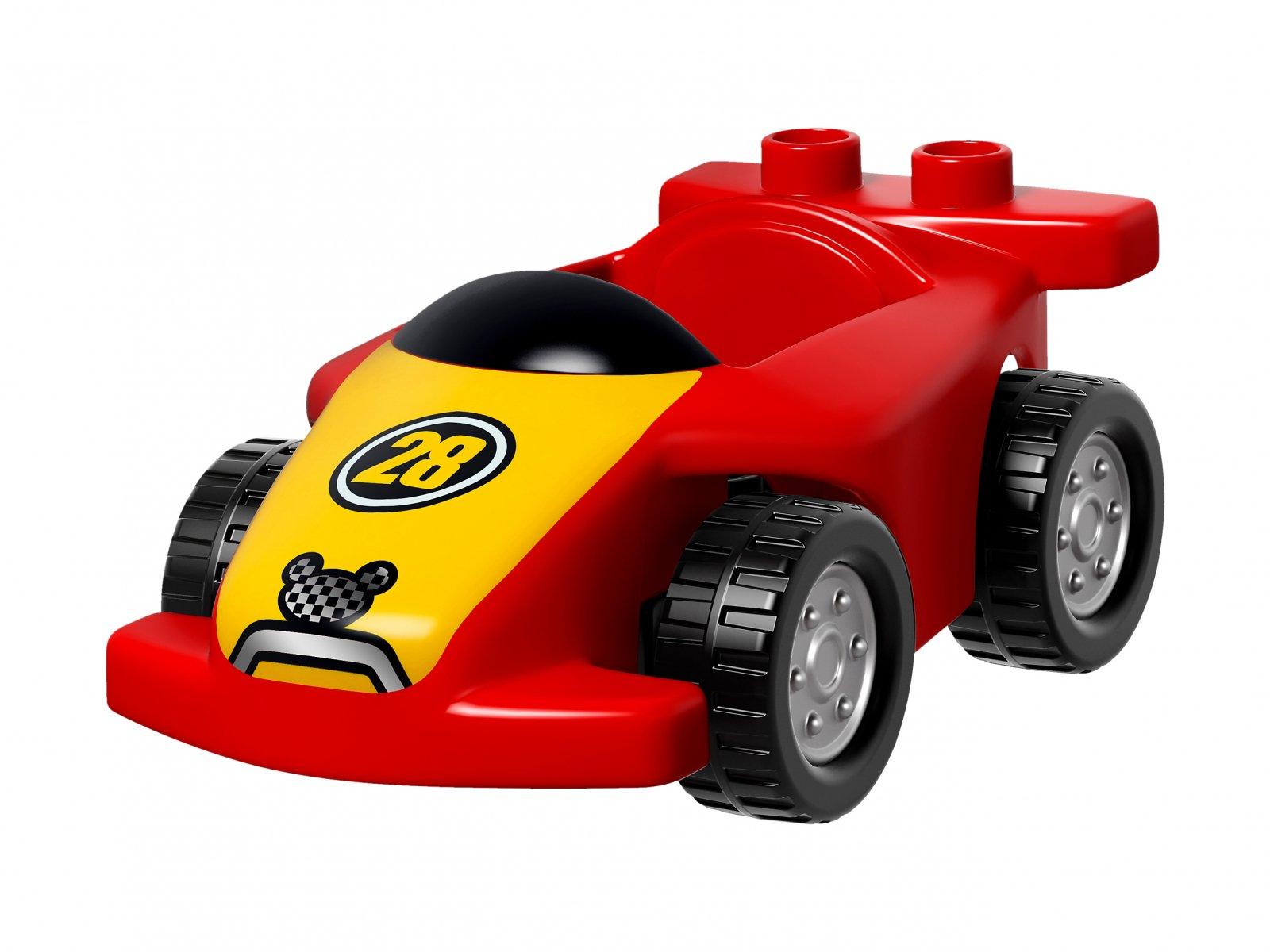 LEGO Duplo® Wyścigówka Mikiego