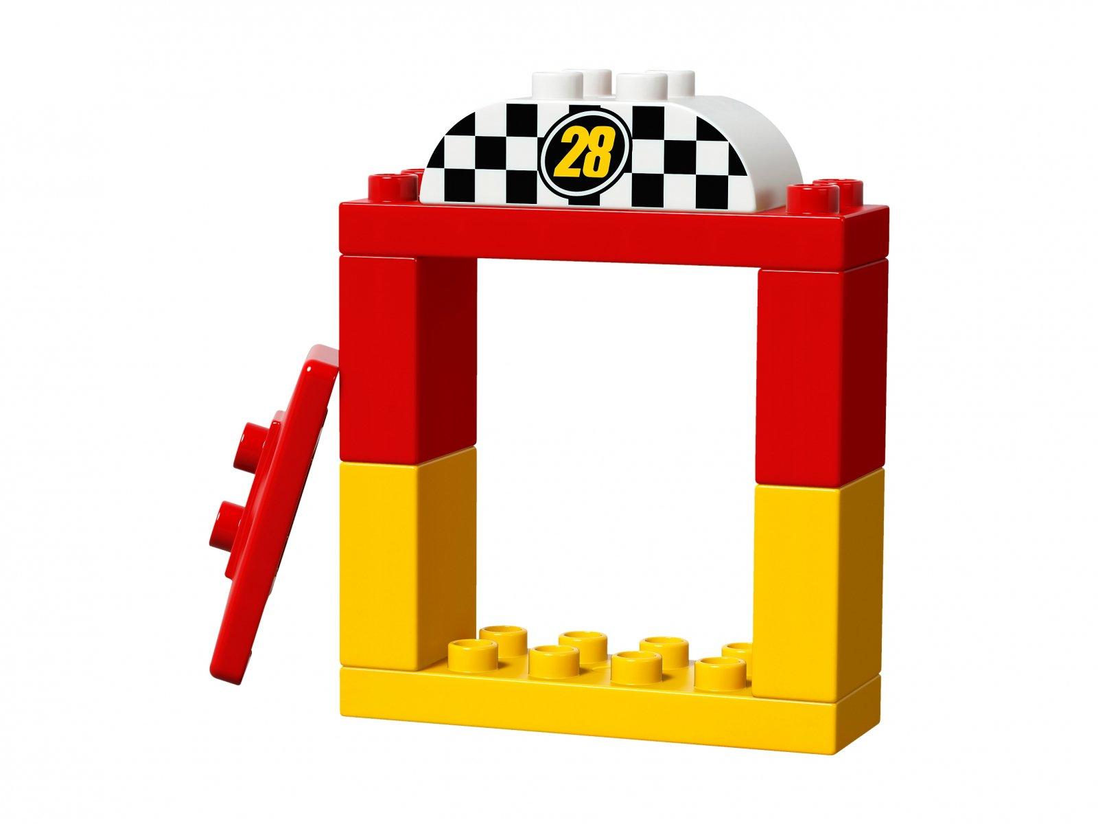 LEGO Duplo® 10843 Wyścigówka Mikiego