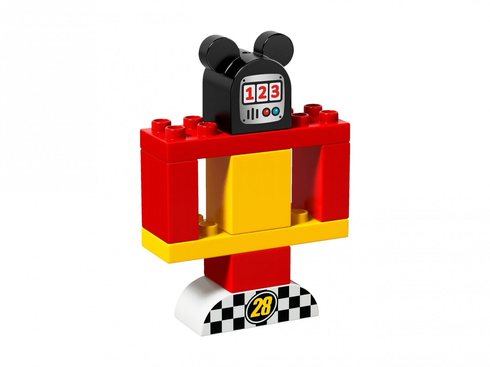LEGO 10843 Wyścigówka Mikiego