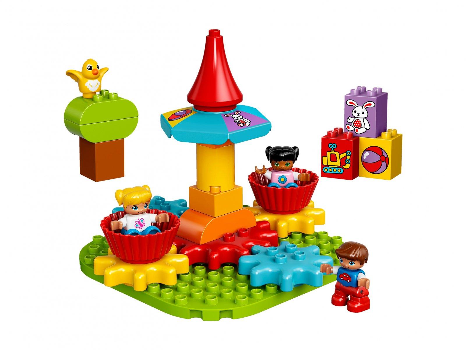 LEGO Duplo® 10845 Moja pierwsza karuzela